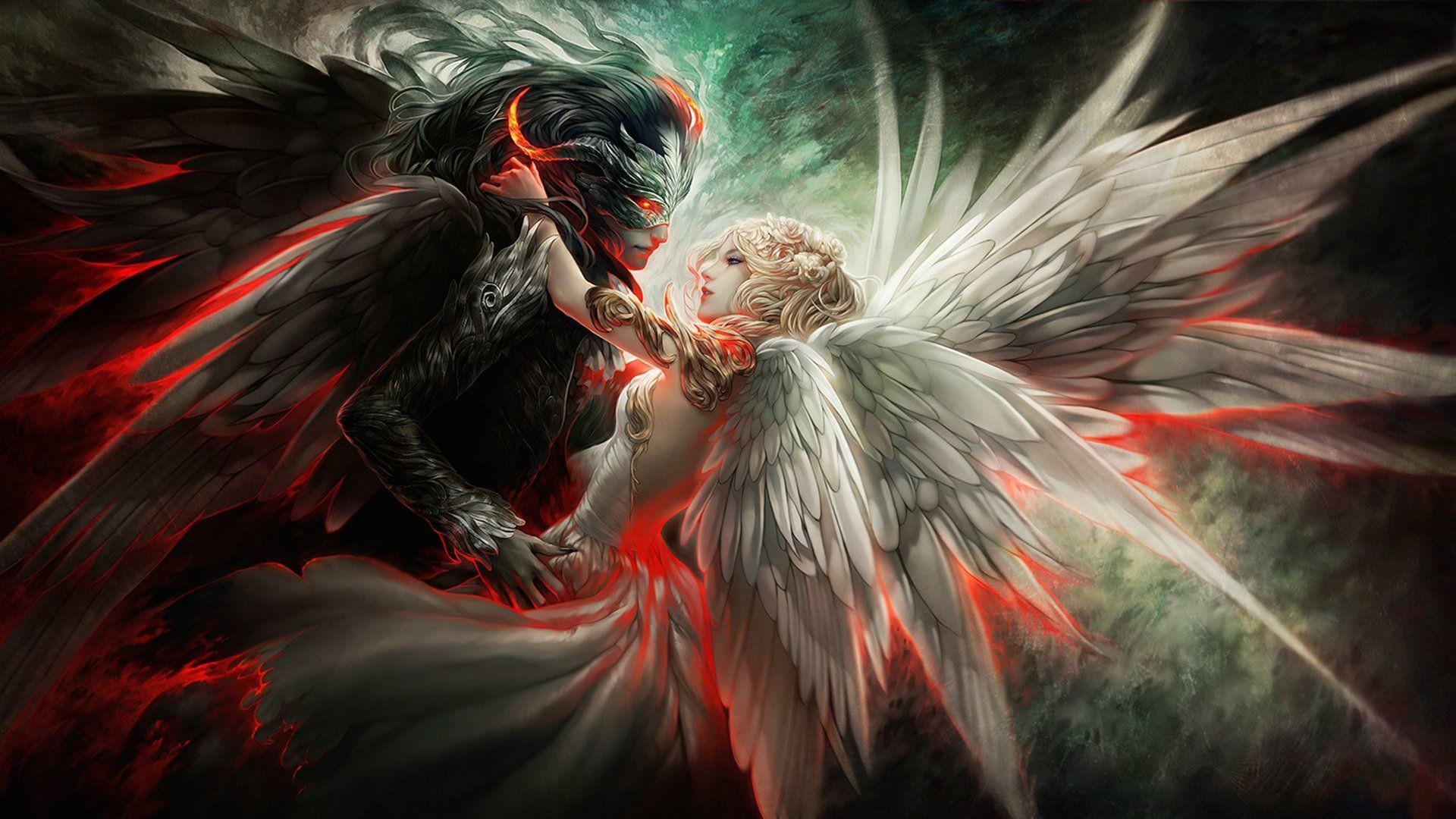 Black Clover Asta Demon Wallpaper Hd