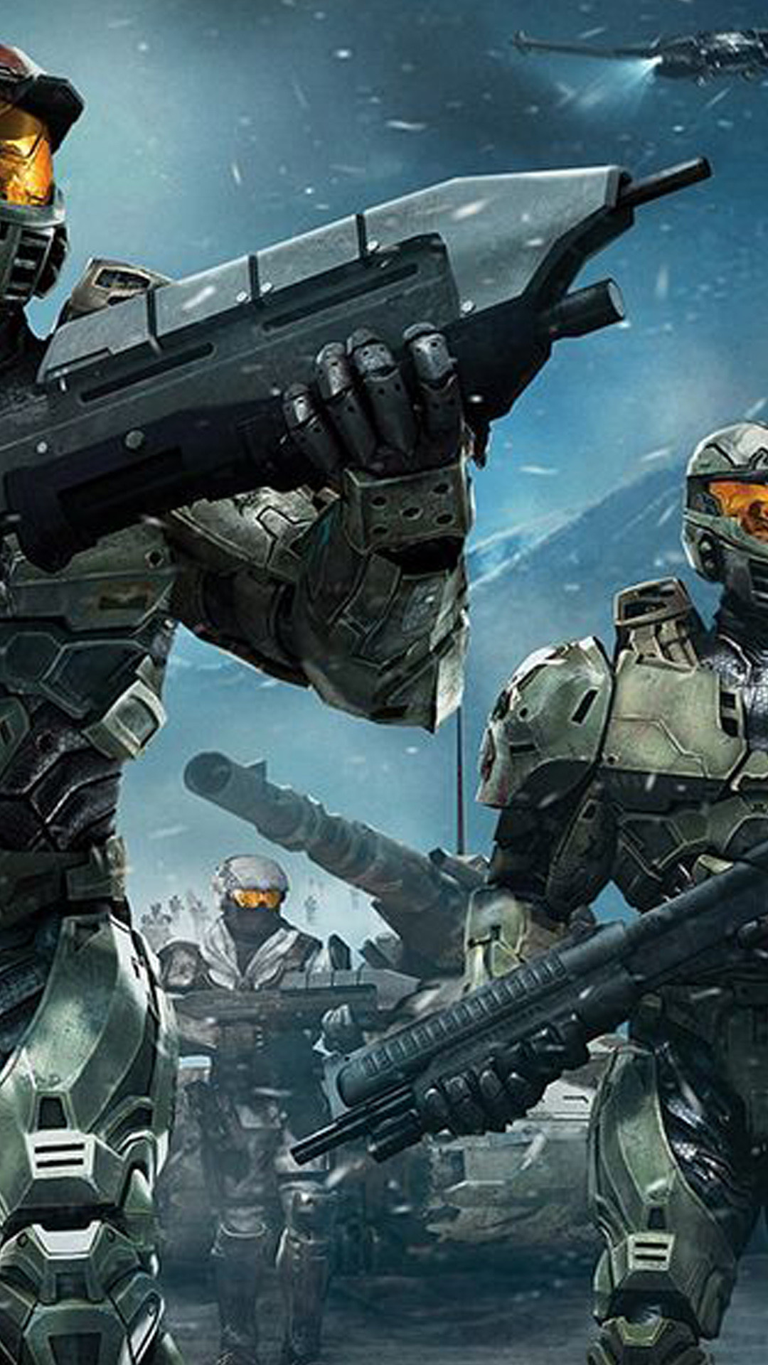 1080x1920 Halo Wars 2 iphone wallpaper Pinterest Halo Wars 2 iphone wallpaper ios 9