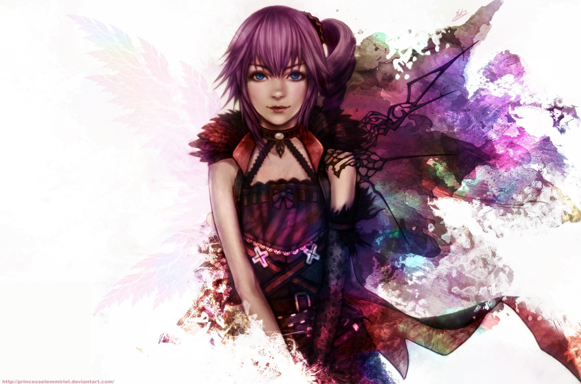 1923x1271 free screensaver wallpapers for lightning returns final fantasy xiii