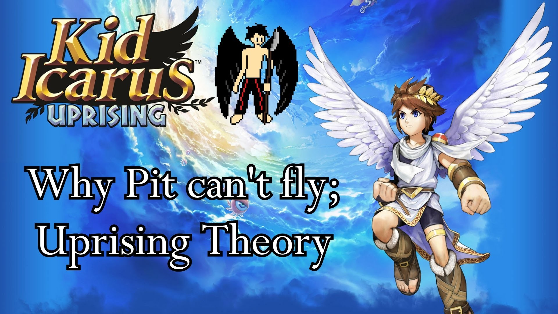 Kid Icarus Wallpaper 63 Images