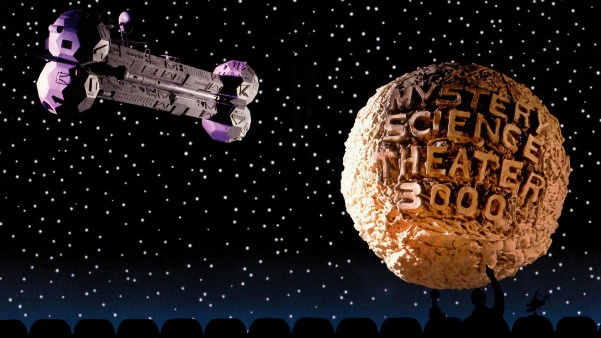 1920x1080 Cleaned up this MST3K image as a wallpaper, thought I'd share ...