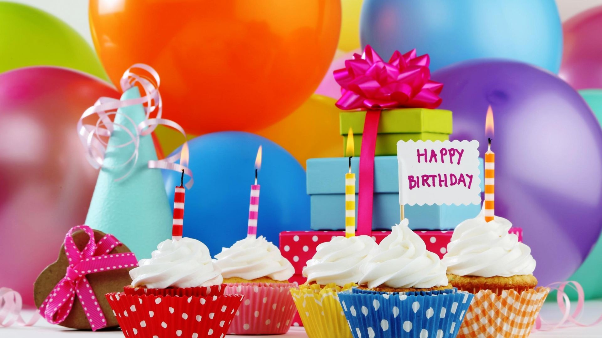 1920x1080 Happy Birthday Backgrounds HD Wallpapers