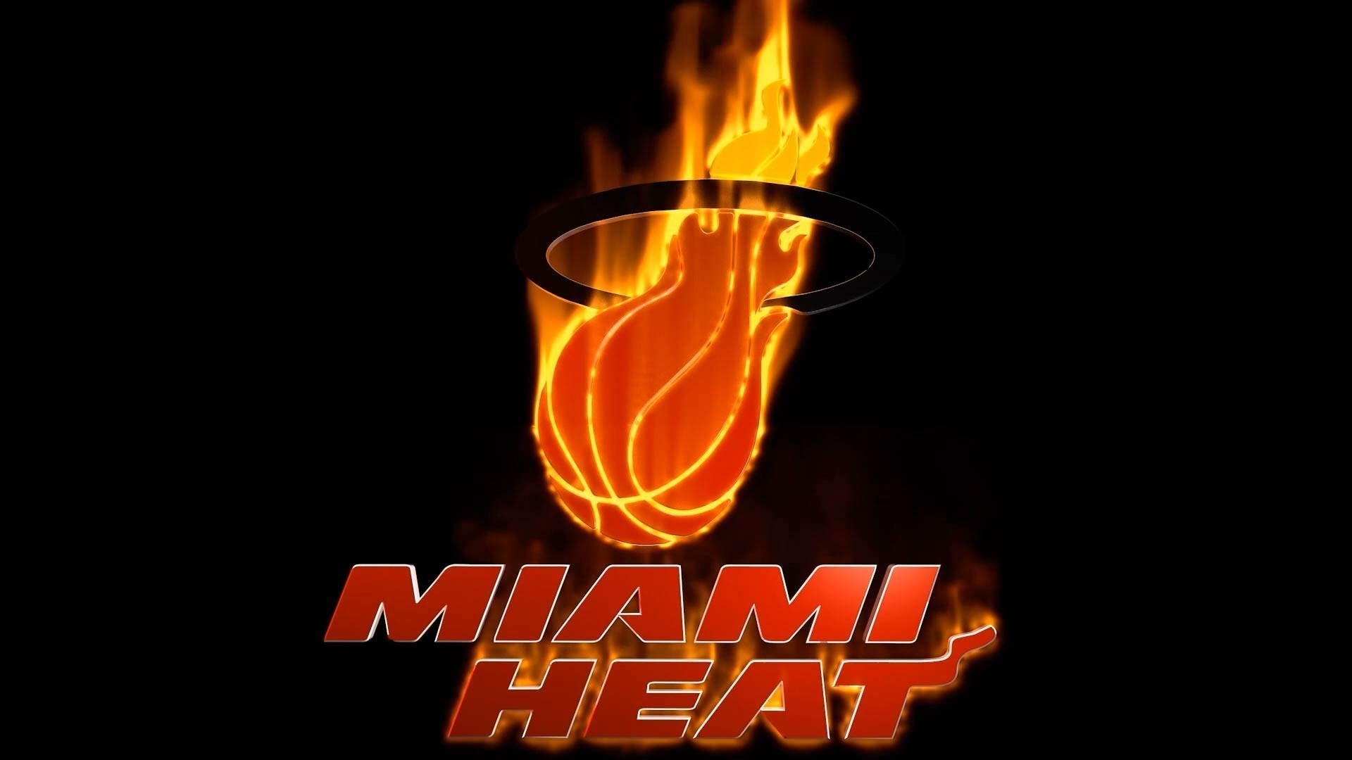 1920x1080 HD Desktop Wallpaper Miami Heat with high-resolution  pixel. You  can use this
