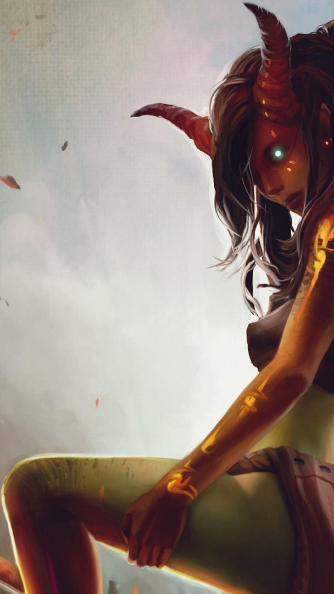 Demon Girl Wallpaper 69 Images