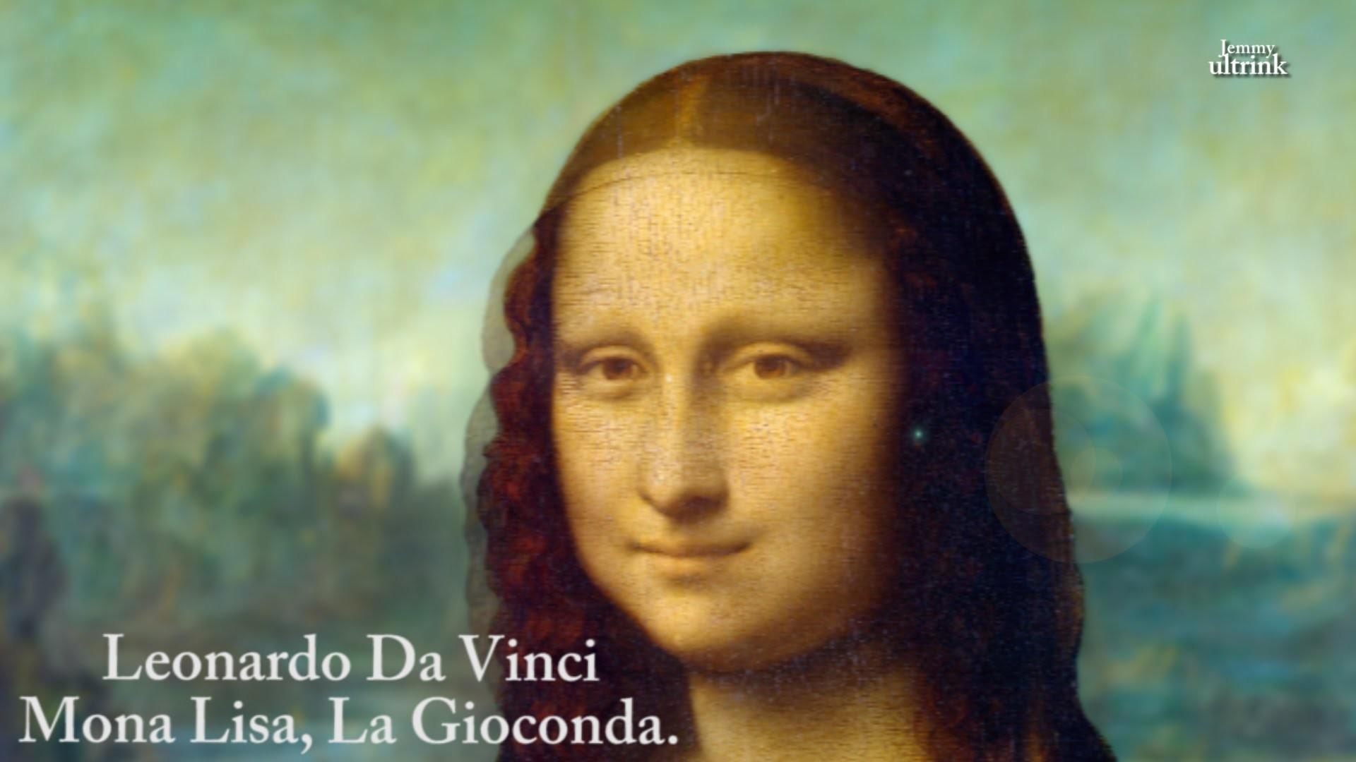 мона лиза леонардо да винчи в большом разрешении