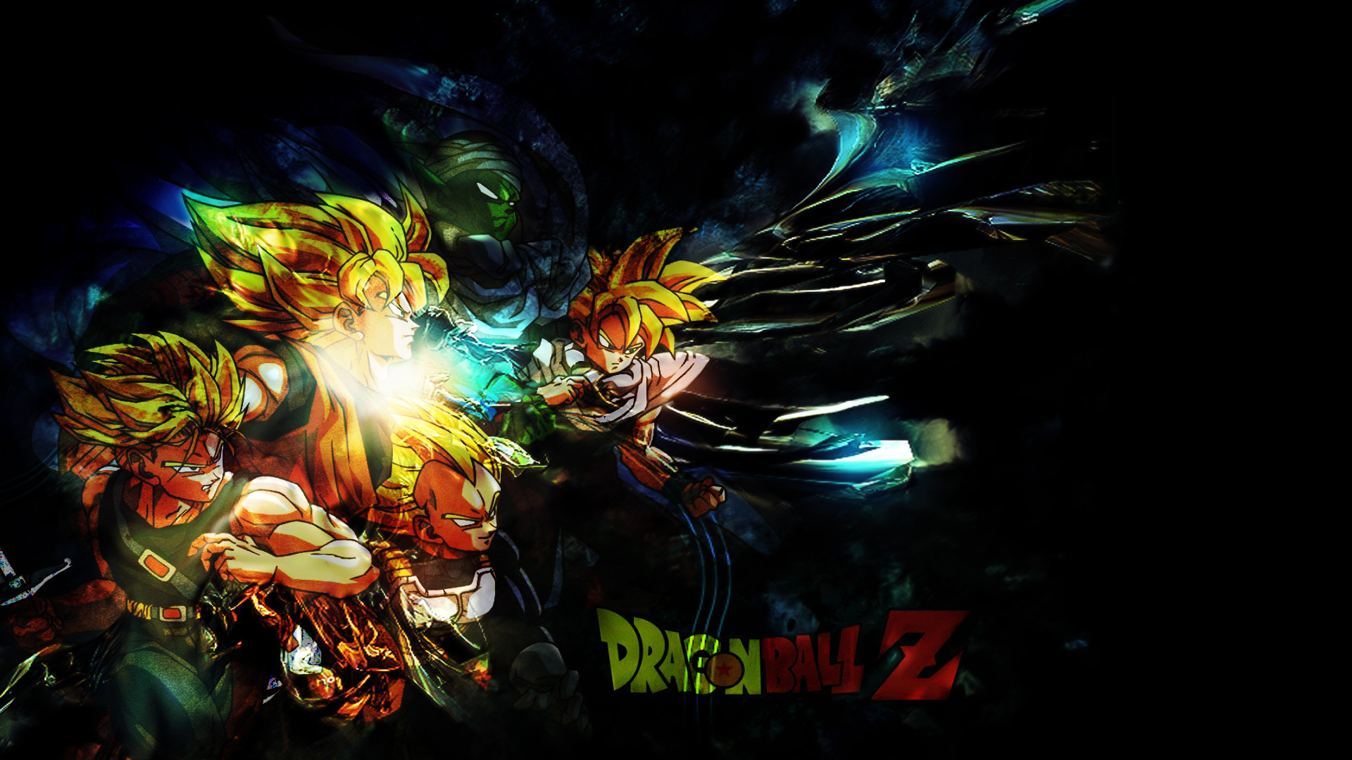 Dragon ball z hd wallpapers 69 images - 3d wallpaper of dragon ball z ...