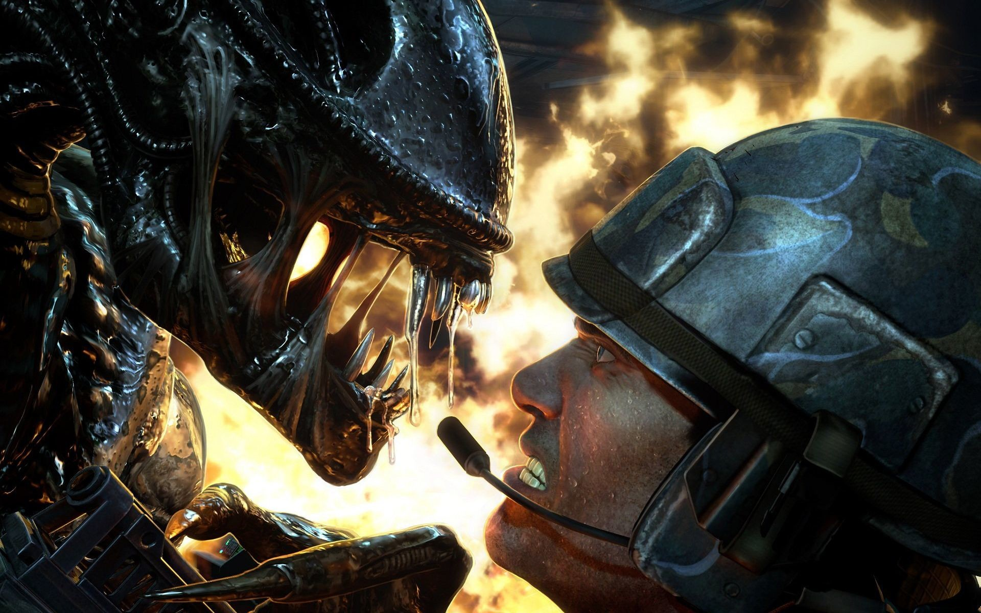 1920x1200 Aliens Colonial Marines 2013 Game wallpapers (79 Wallpapers) – HD Wallpapers