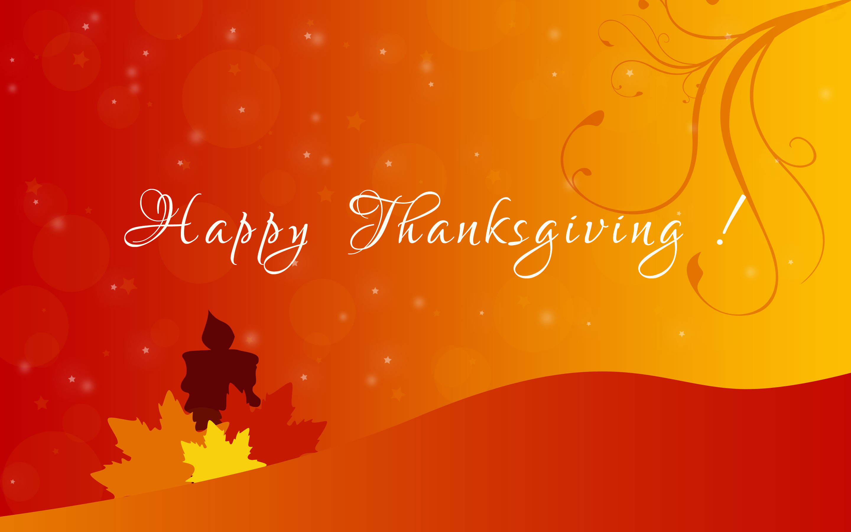 2880x1800 Thanksgiving Widescreen Background