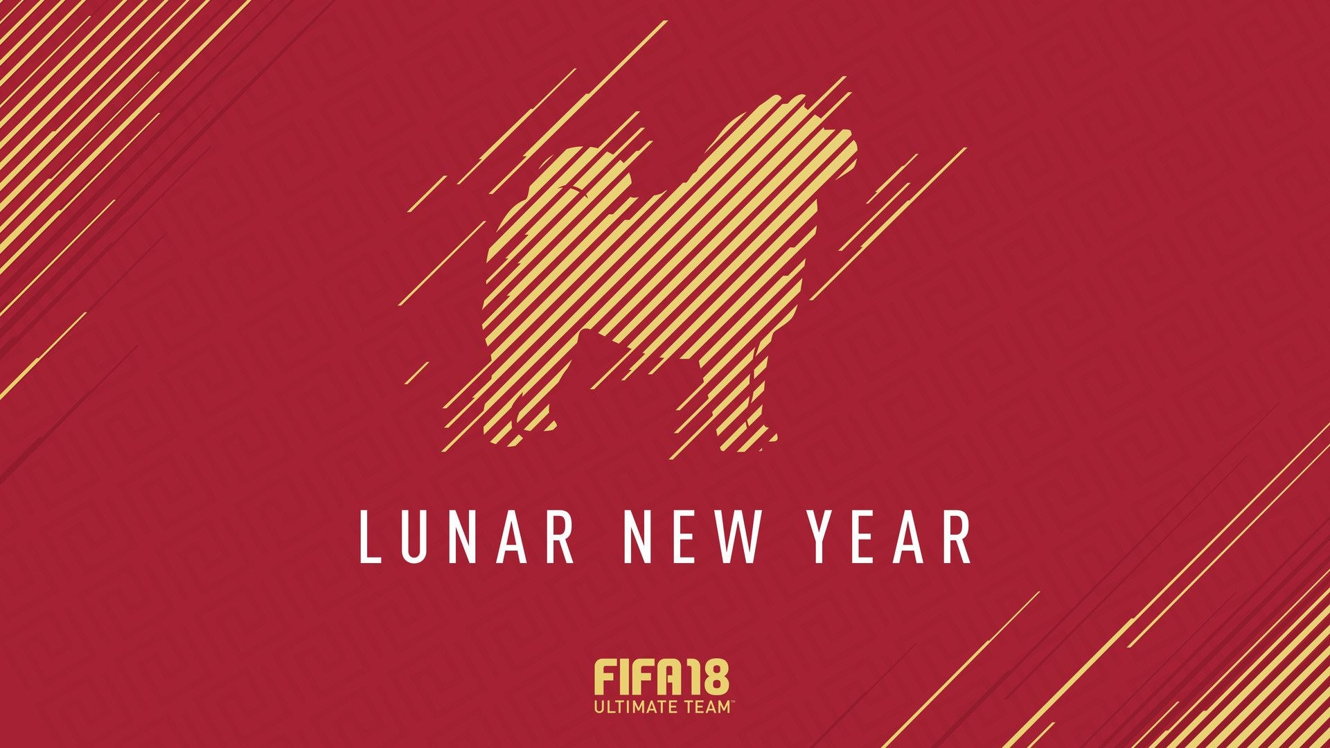 1920x1080 EA Sports is celebrating Lunar New Year, the Year of the Dog in FIFA 18  Ultimate Team from 16th to 19th February 2018.