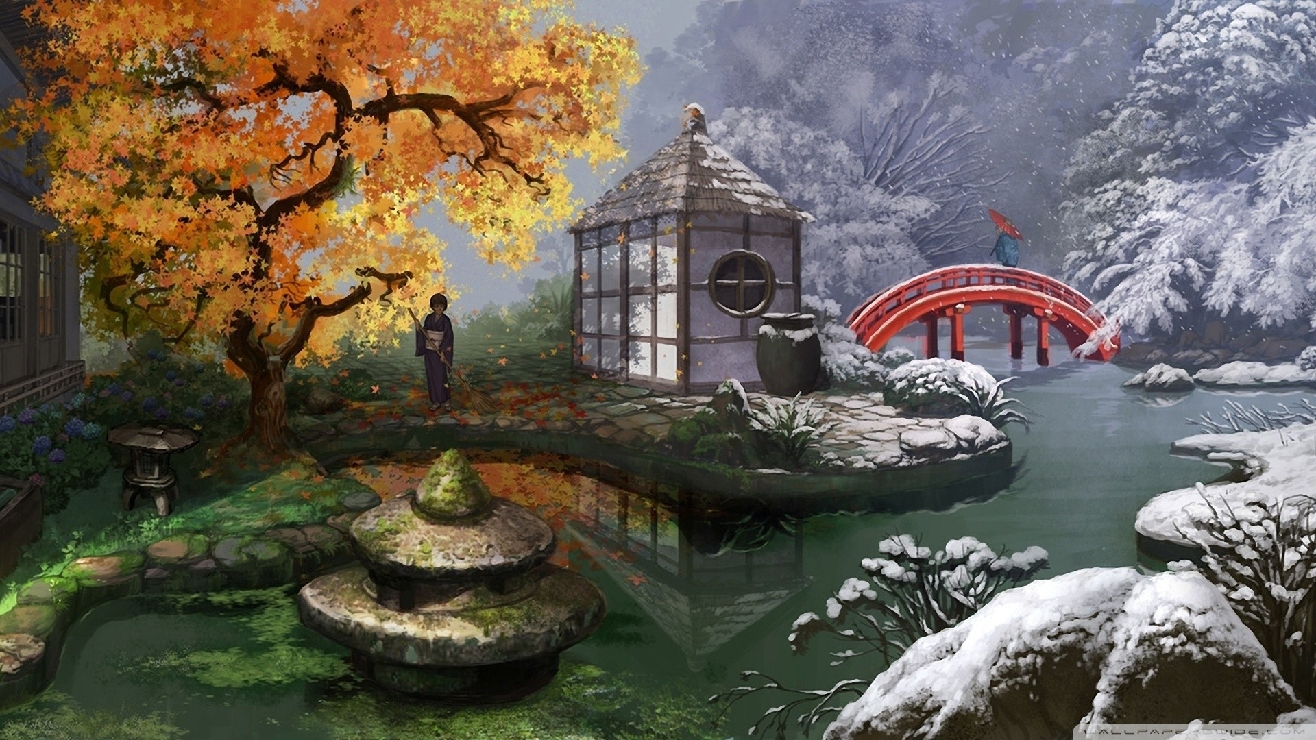 Zen Wallpaper 1920x1080: Zen Garden Wallpaper (45+ Images