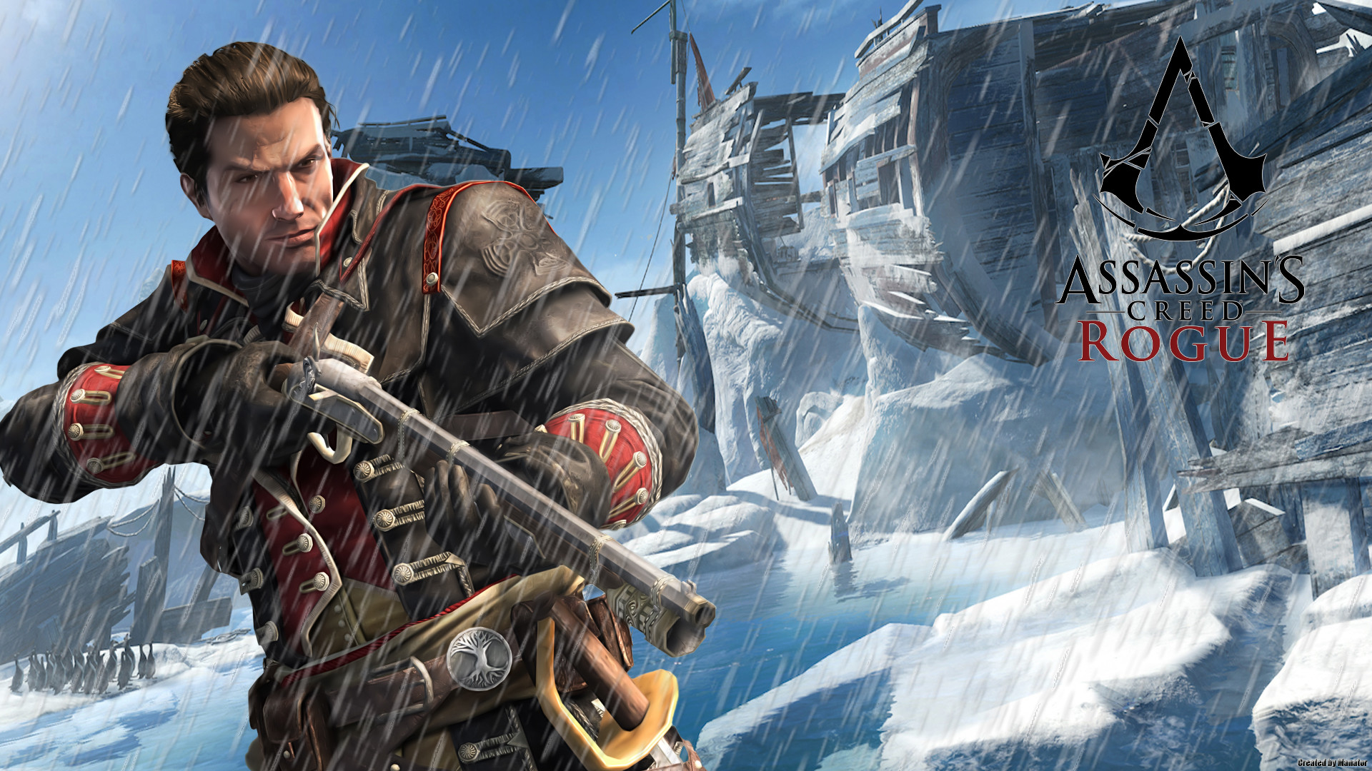1920x1080 Assassins Creed Rogue wallpapers or desktop backgrounds