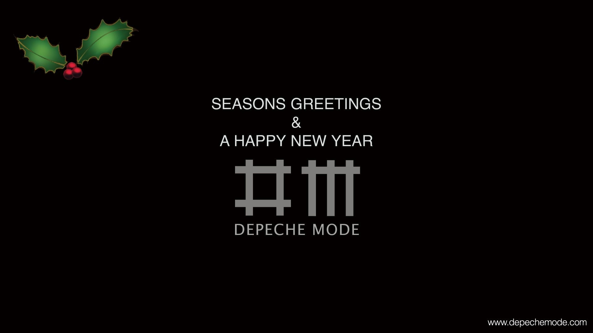 1920x1080 Depeche Mode Remix