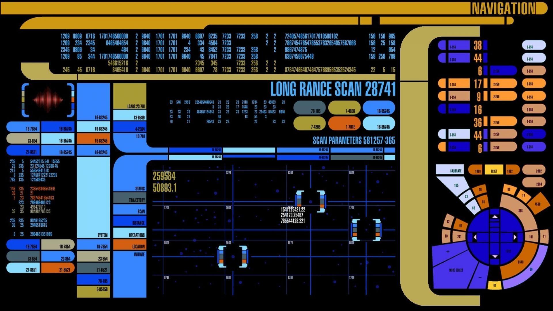 Lcars HD Wallpaper (61+ images)