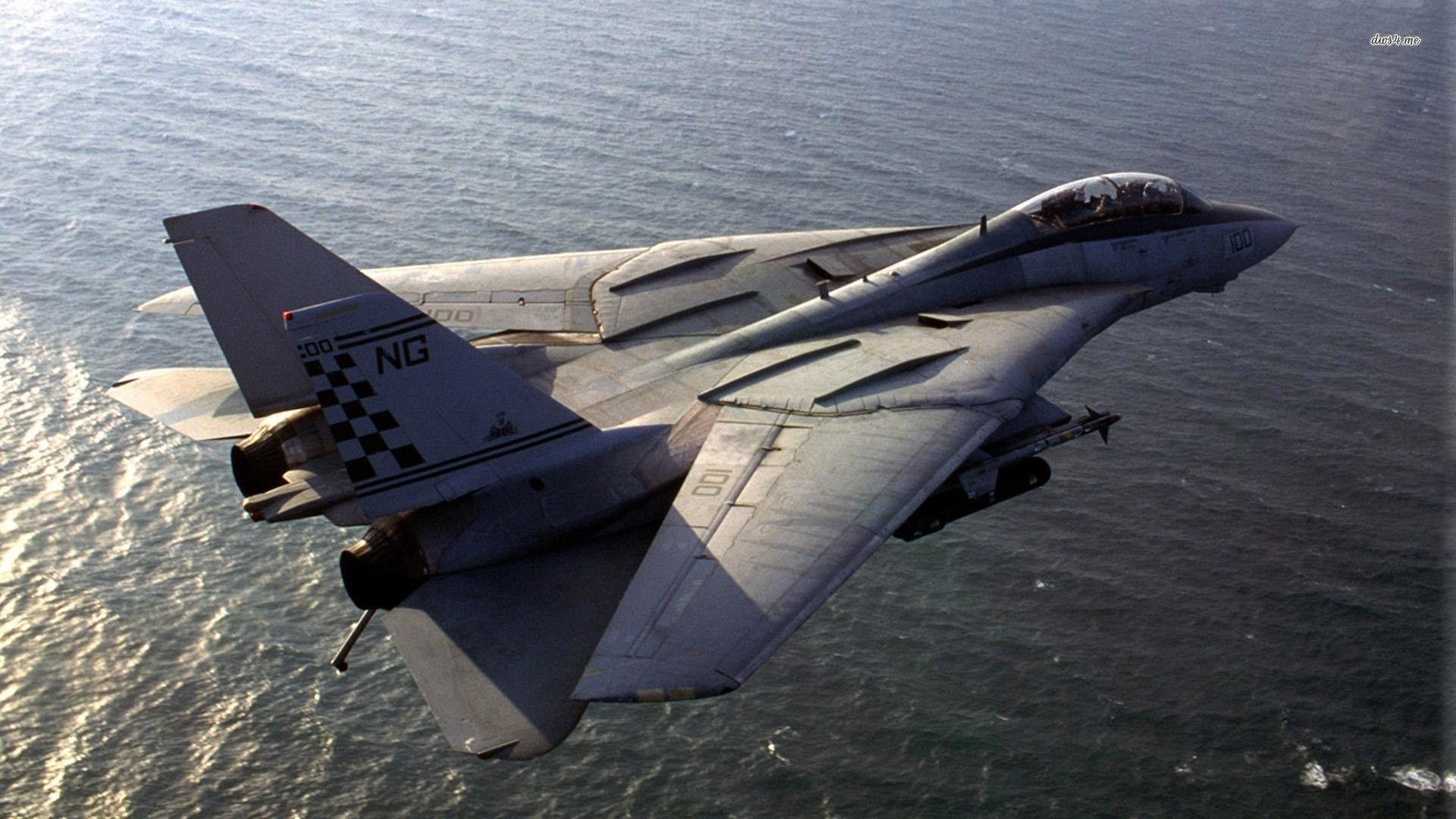 1920x1080  Grumman F-14 Tomcat Wallpapers 1 - 1920 X 1080