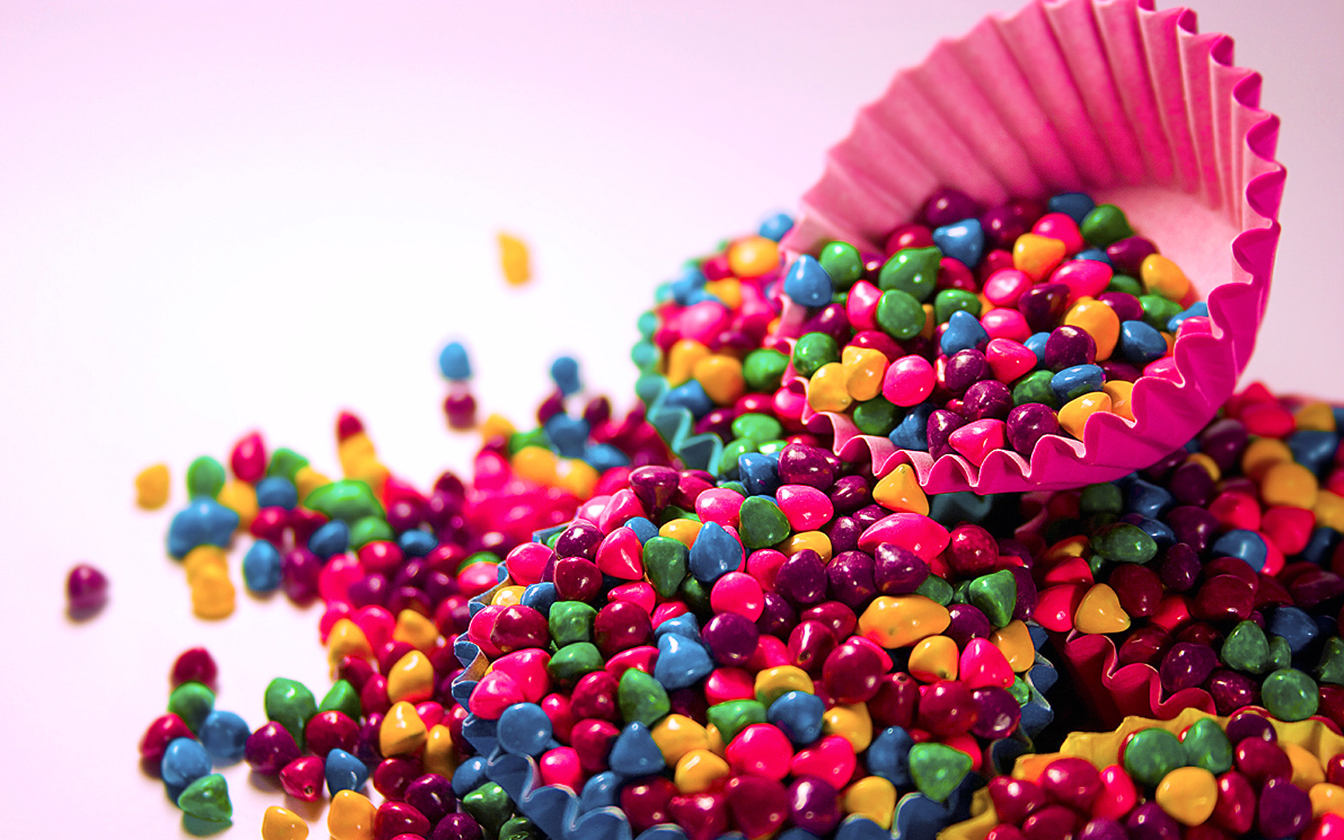 1920x1200 Colorful Candys