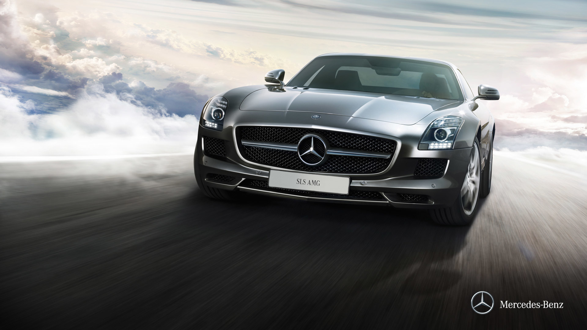 1920x1080 ... Mercedes Sls Amg Full Hd Image 14 Mercedes Benz Sls Amg Wallpaper  617412 ...
