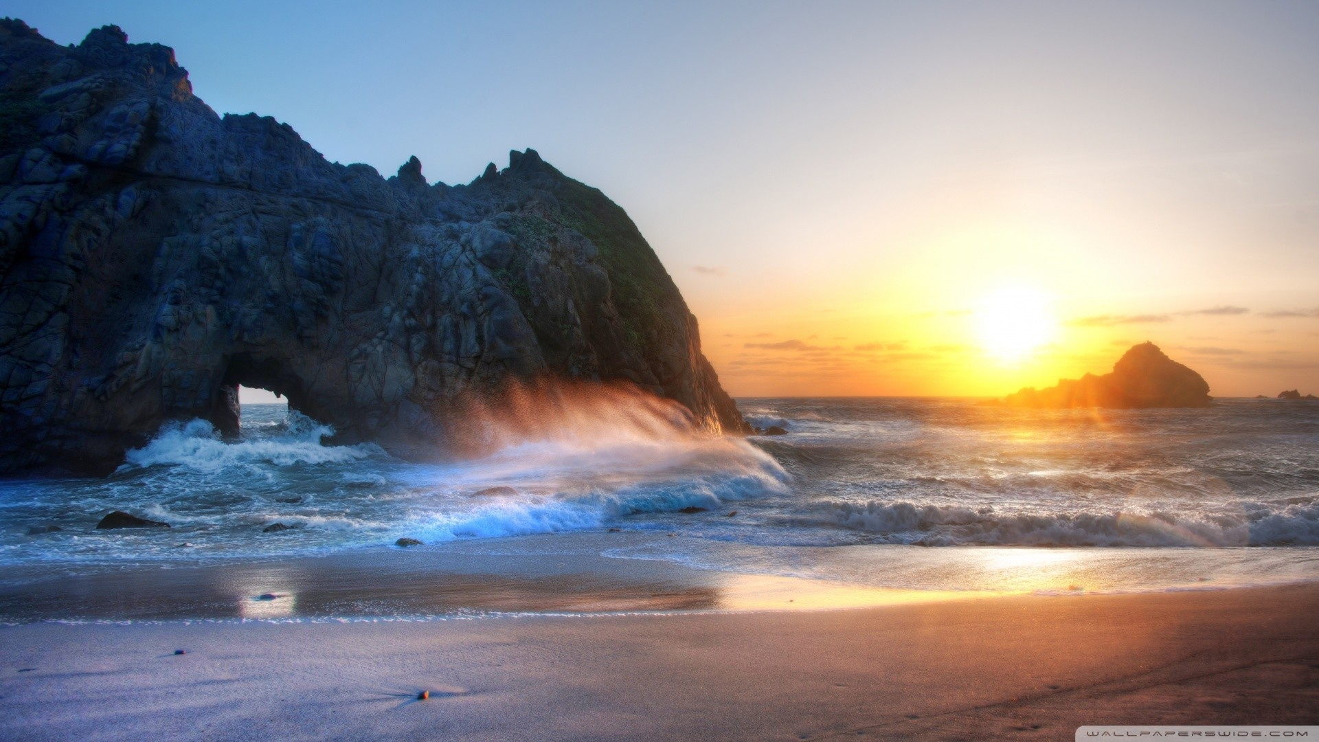 1920x1080 San Salvador On Mallorca Balearic Islands Spain - Fondos de ... Wallpaper  ...