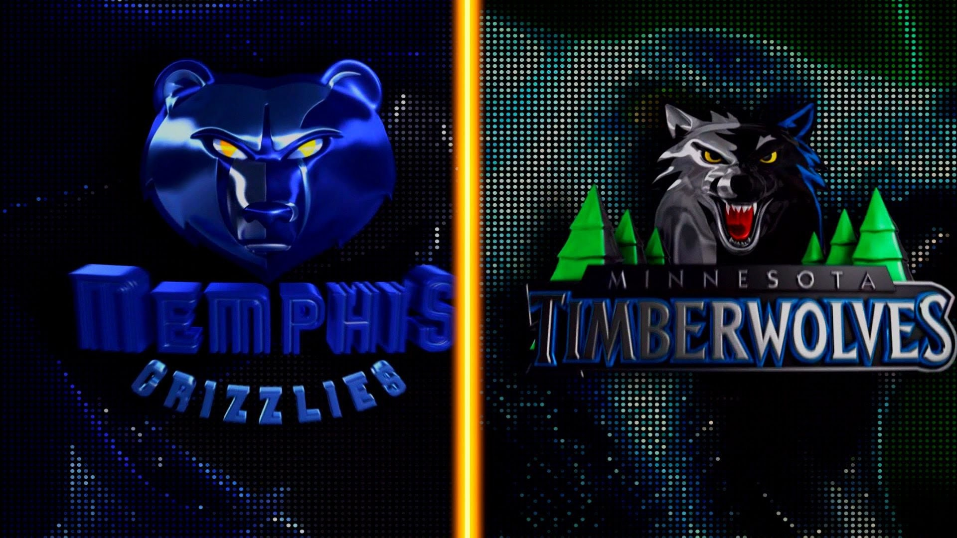 1920x1080 PS4: NBA 2K16 - Memphis Grizzlies vs. Minnesota Timberwolves [1080p 60 FPS]  - YouTube