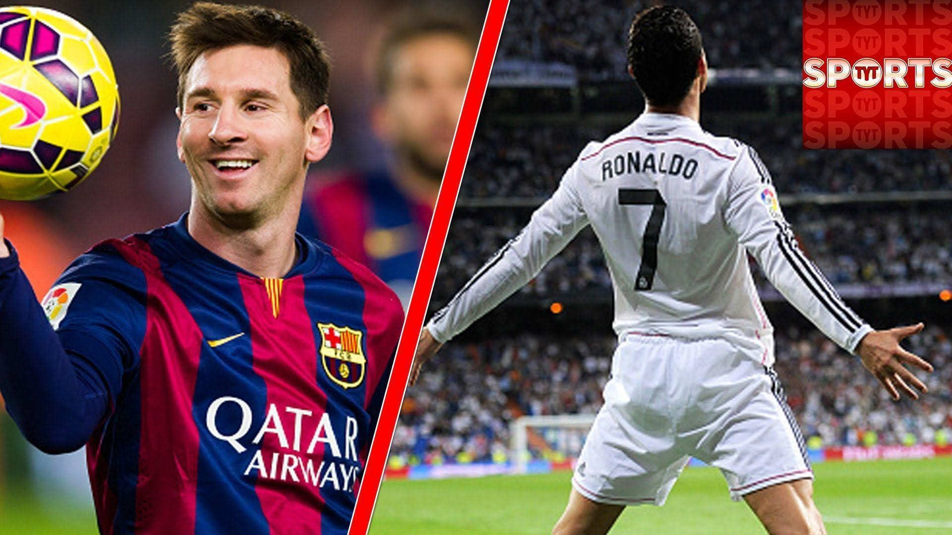 1920x1080 Messi Vs Ronaldo Wallpapers 2016 HD - Wallpaper Cave