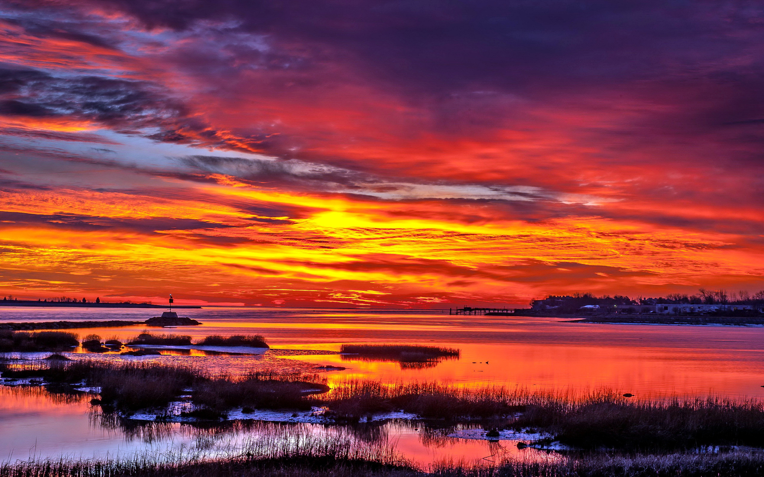 Hd Sunset Wallpaper 72 Images