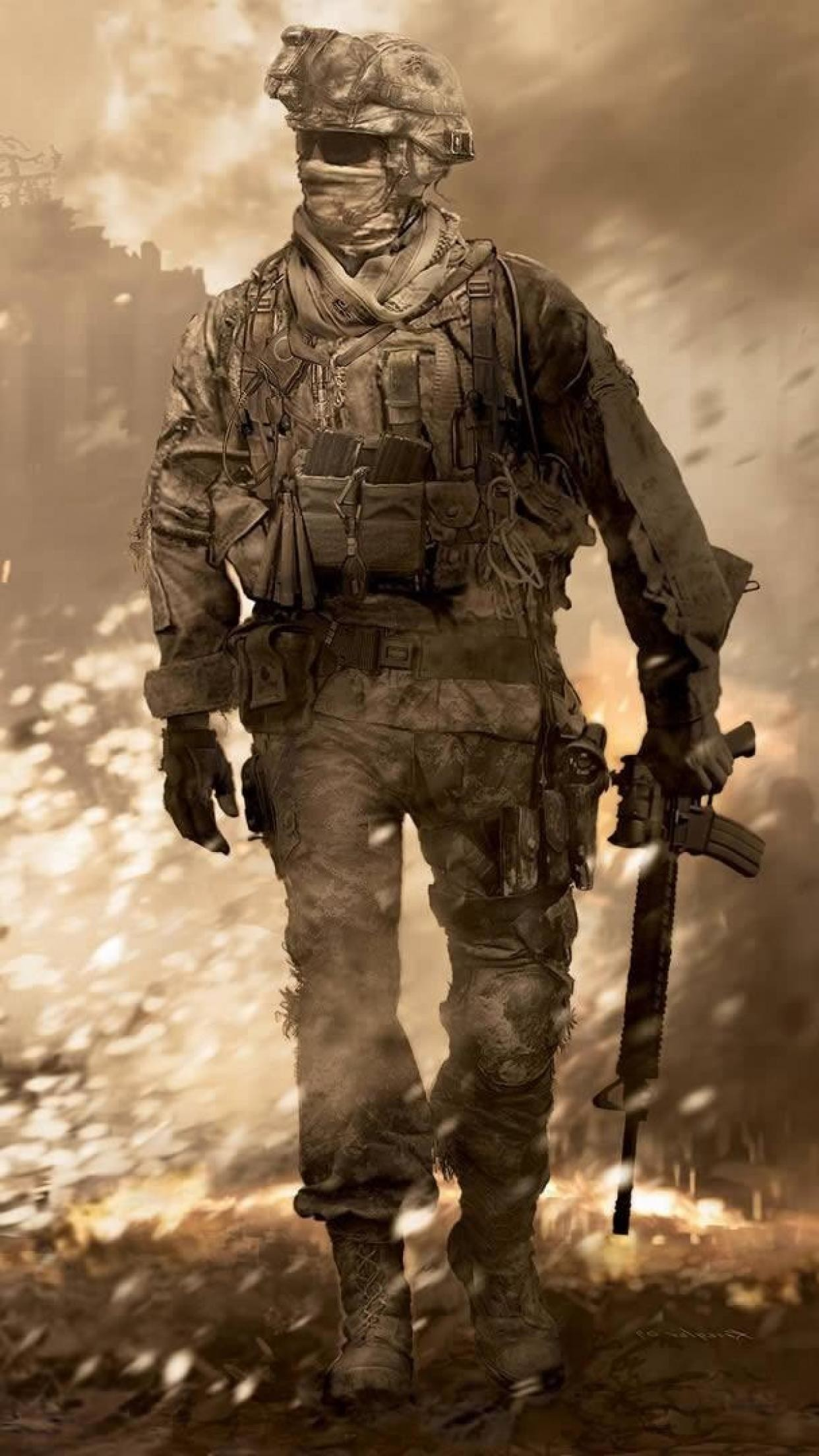 Mw2 Wallpaper (78+ images)