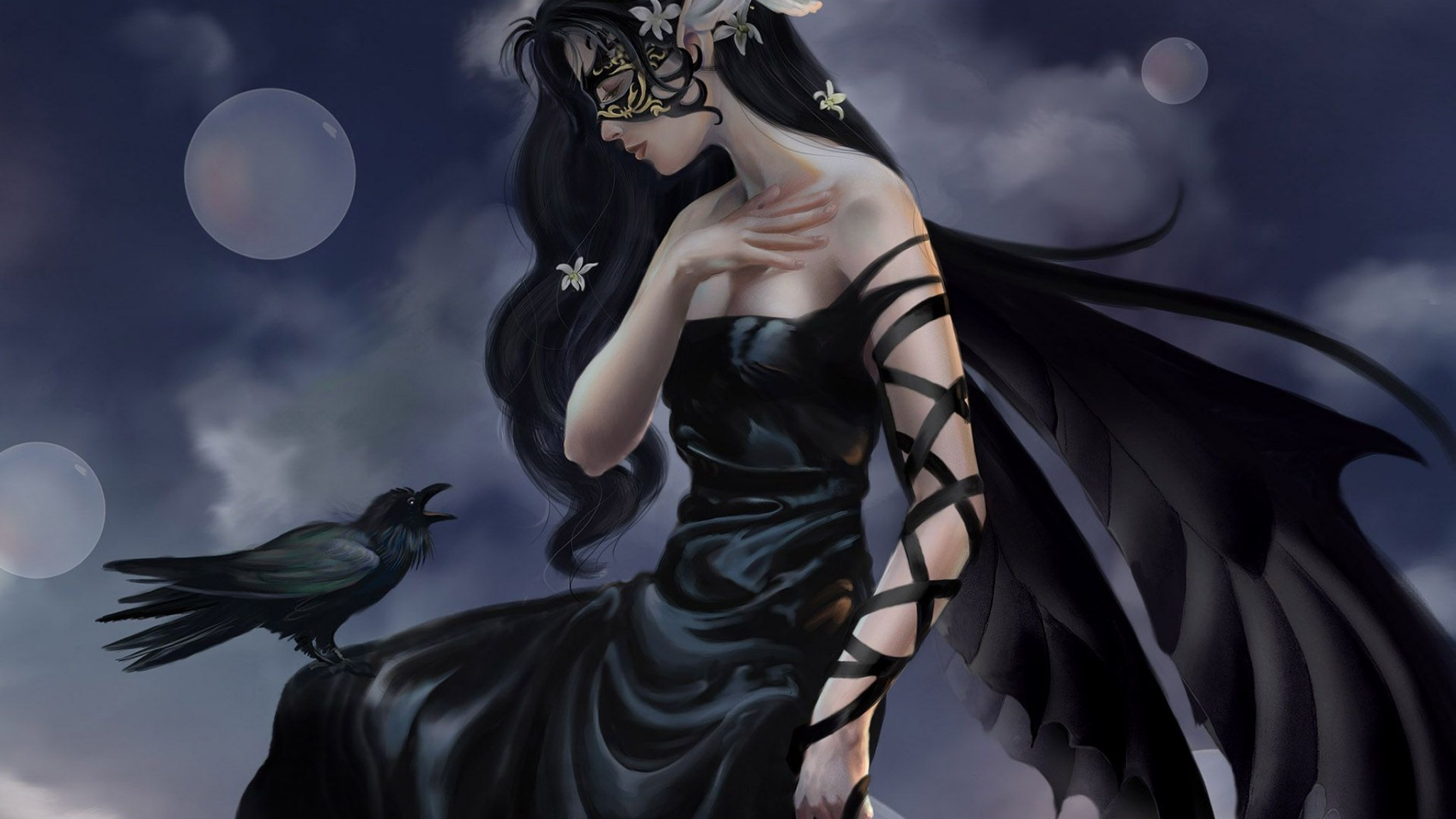 Dark fairy wallpapers 56 images 2048x1152 dark fairy wallpapers wallpaper dark fairy wallpapers hd altavistaventures Image collections
