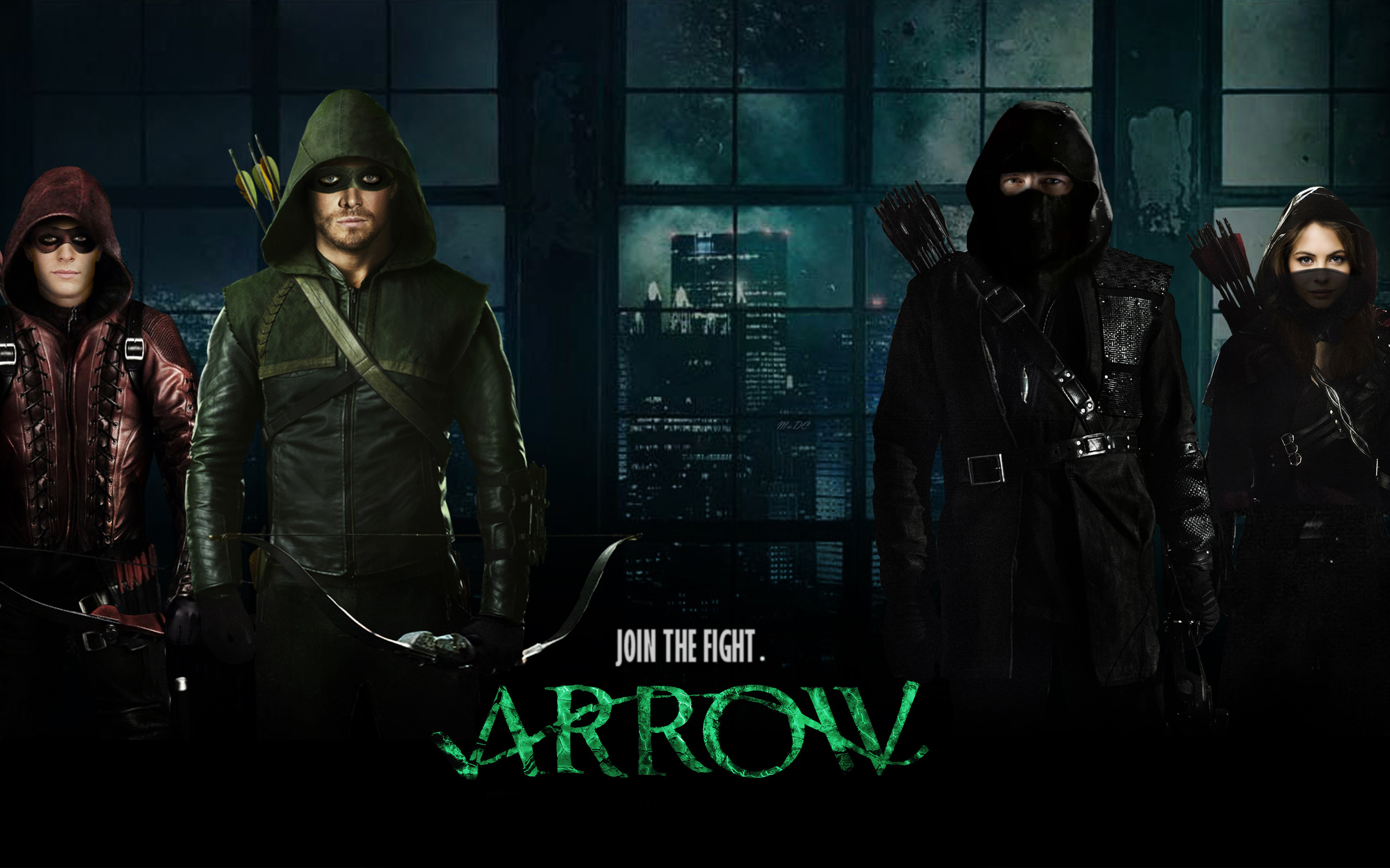 2880x1800 Arrow Widescreen Wallpaper