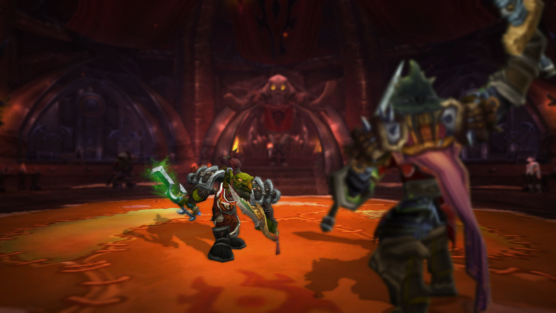 1920x1080 ... World of Warcraft - Goblin Duel! by Pabl0w