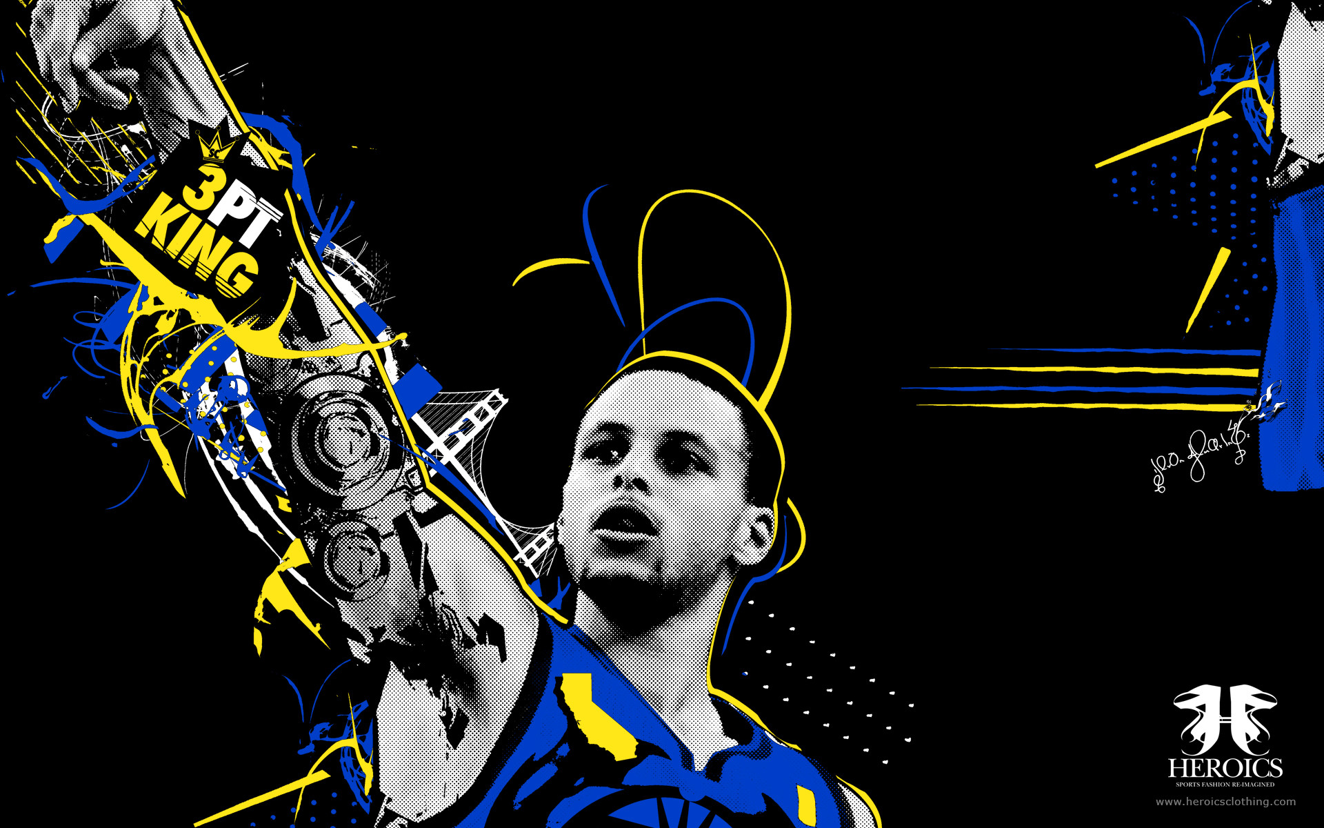 Stephen Curry Wallpaper HD (73+ Images