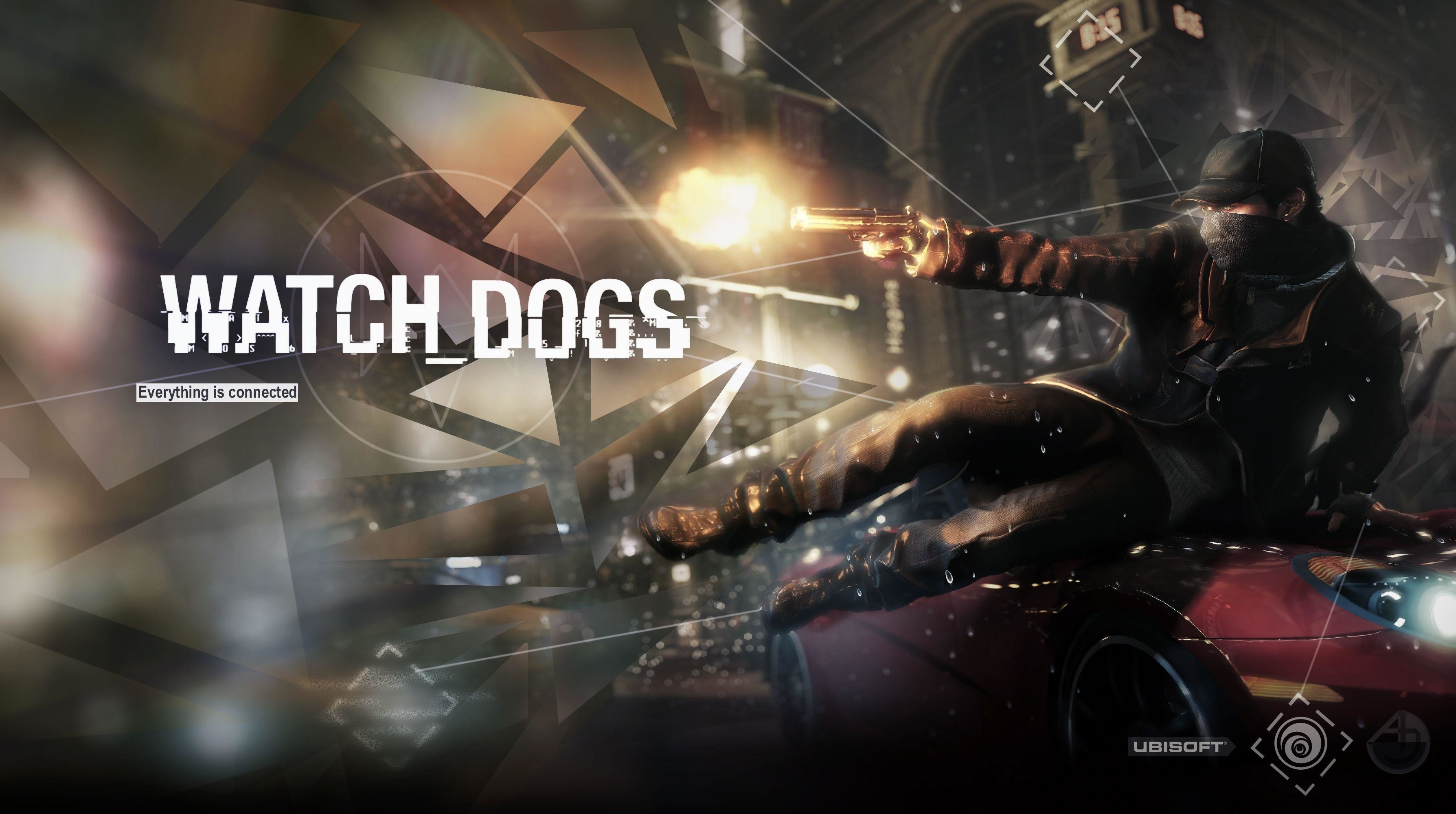3576x2000 Watch Dogs Wallpapers