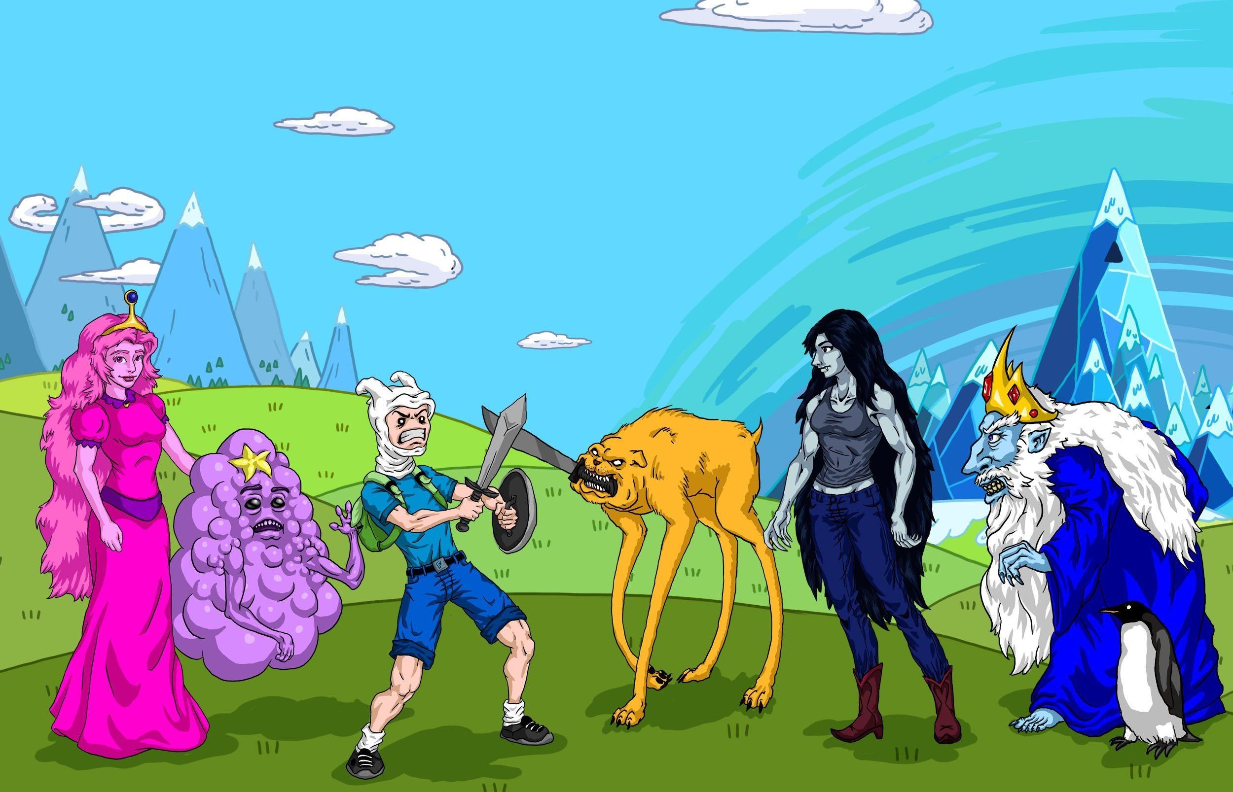 Adventure Time Desktop Background 86 Images