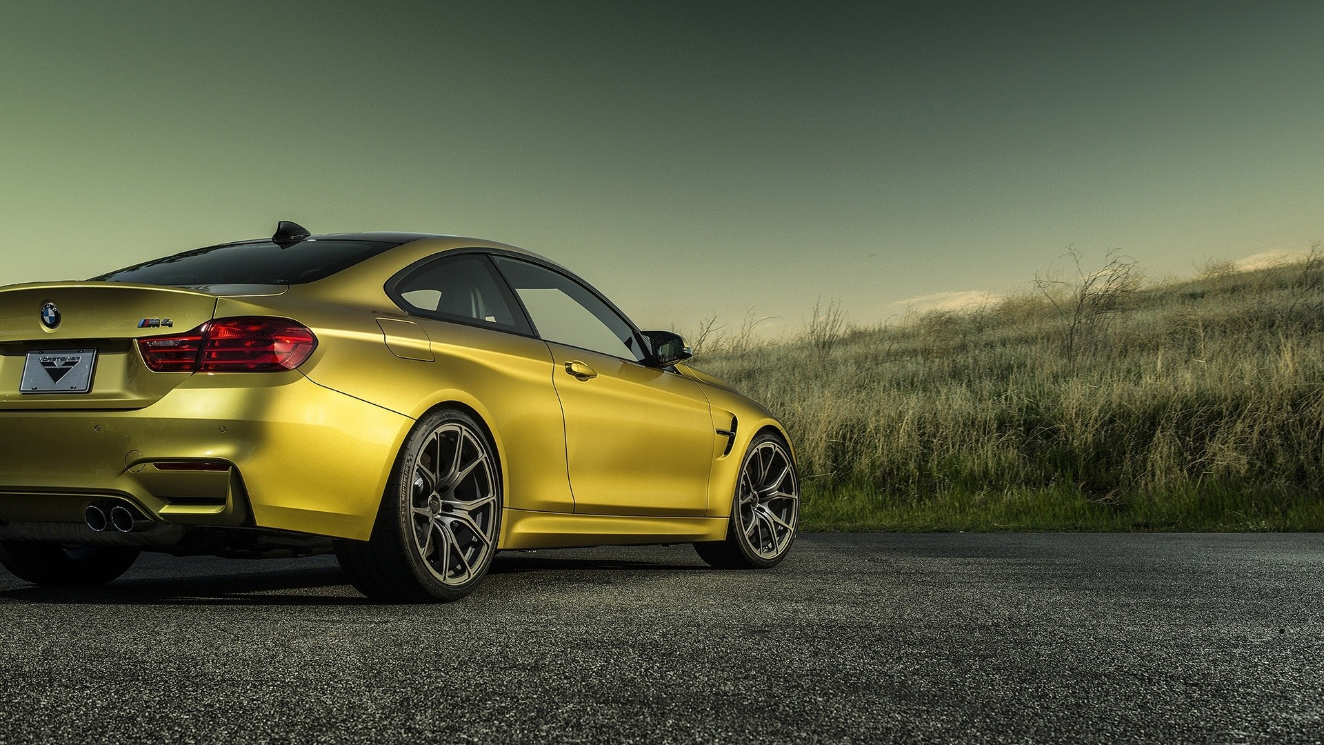1920x1080 BMW ///M images BMW M4 F82 (Golden) HD wallpaper and background photos