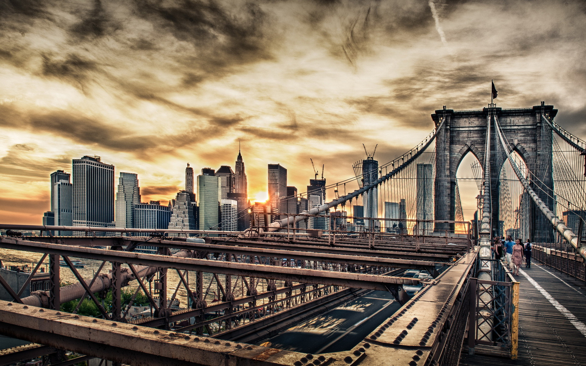Brooklyn Bridge Wallpaper 76 Images