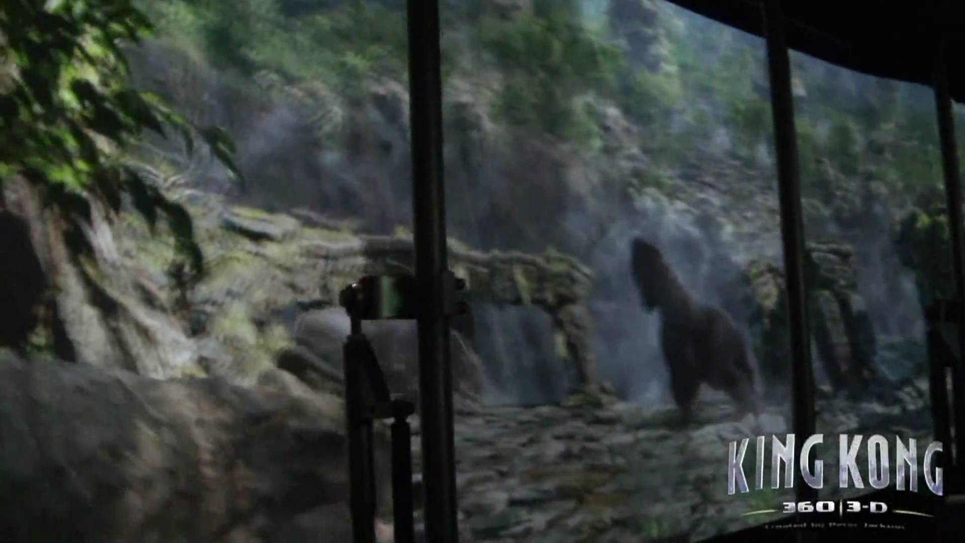 1920x1080 King Kong 360 3D: Return to Skull Island Full HD Experience Universal  Studios Hollywood Studio Tour - YouTube
