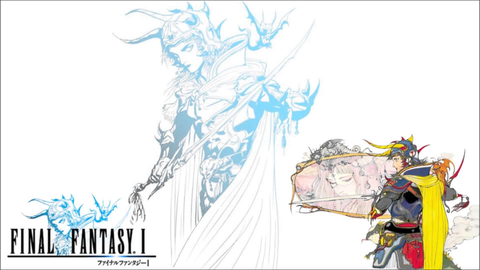 2932x2932 Tifa Lockhart Final Fantasy Artwork Ipad Pro: Final Fantasy 1 Wallpaper (75+ Images