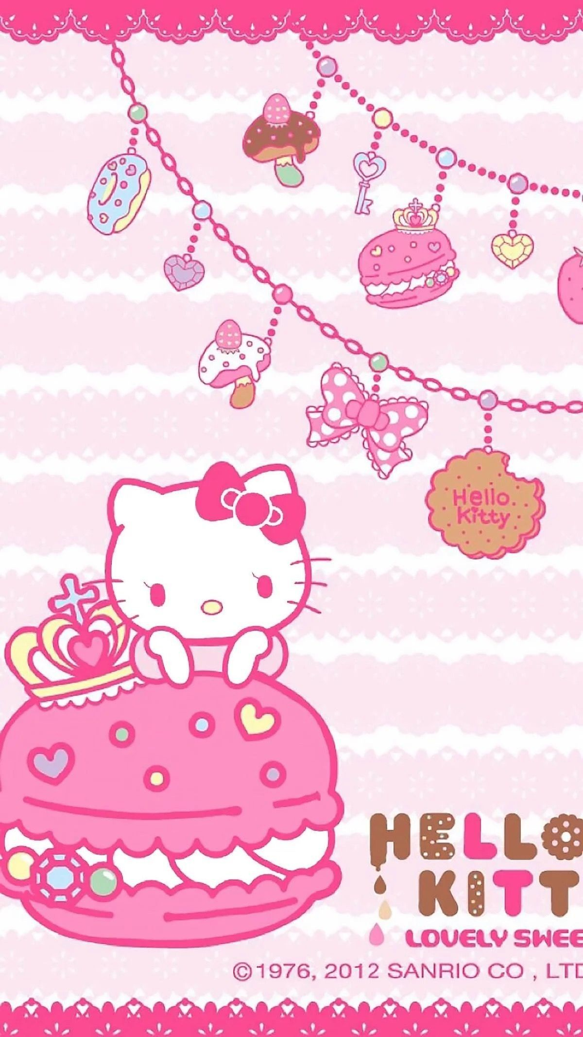 1200x2133  Hello Kitty Backgrounds, Hello Kitty Wallpaper, Sanrio Hello Kitty,  Phone Wallpapers, Wallpaper Backgrounds, Baby Birthday, Papo, Stickers, ...