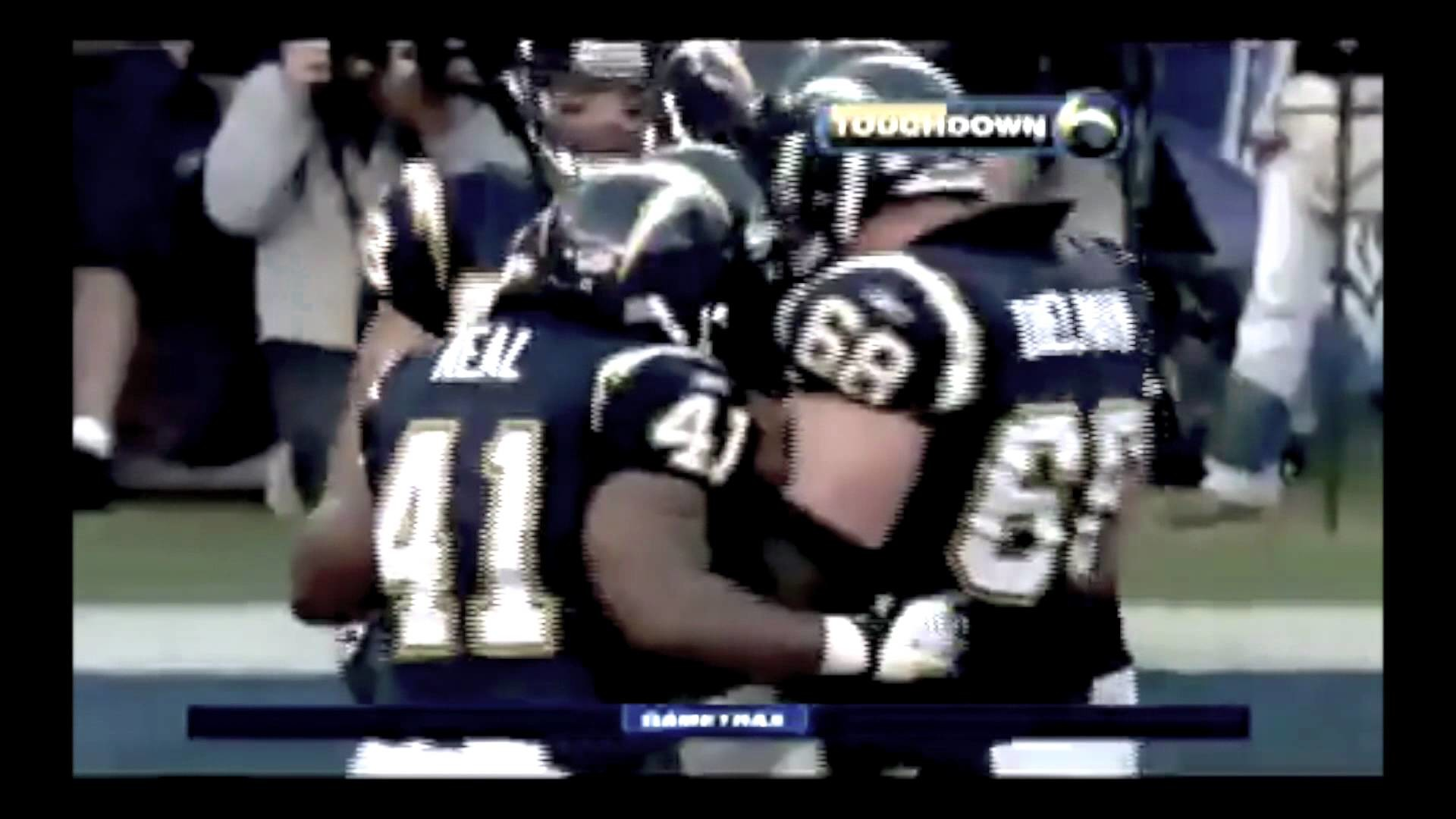 1920x1080 LT TRIBUTE Memory SONG | Ladainian TOMLINSON Retirement from NFL | San  Diego Chargers - YouTube