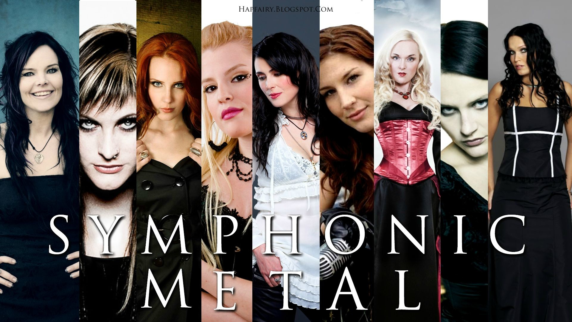 1920x1080 Symphonic Metal Wallpapers by Hapfairy