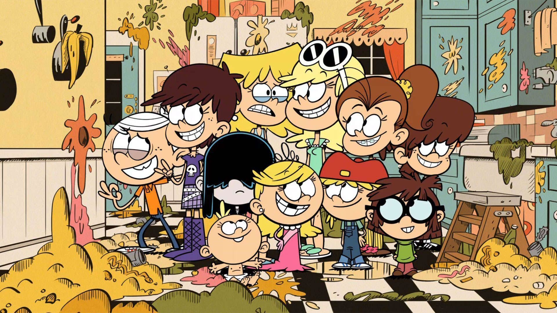 loud house 11 louds a leapin gallery