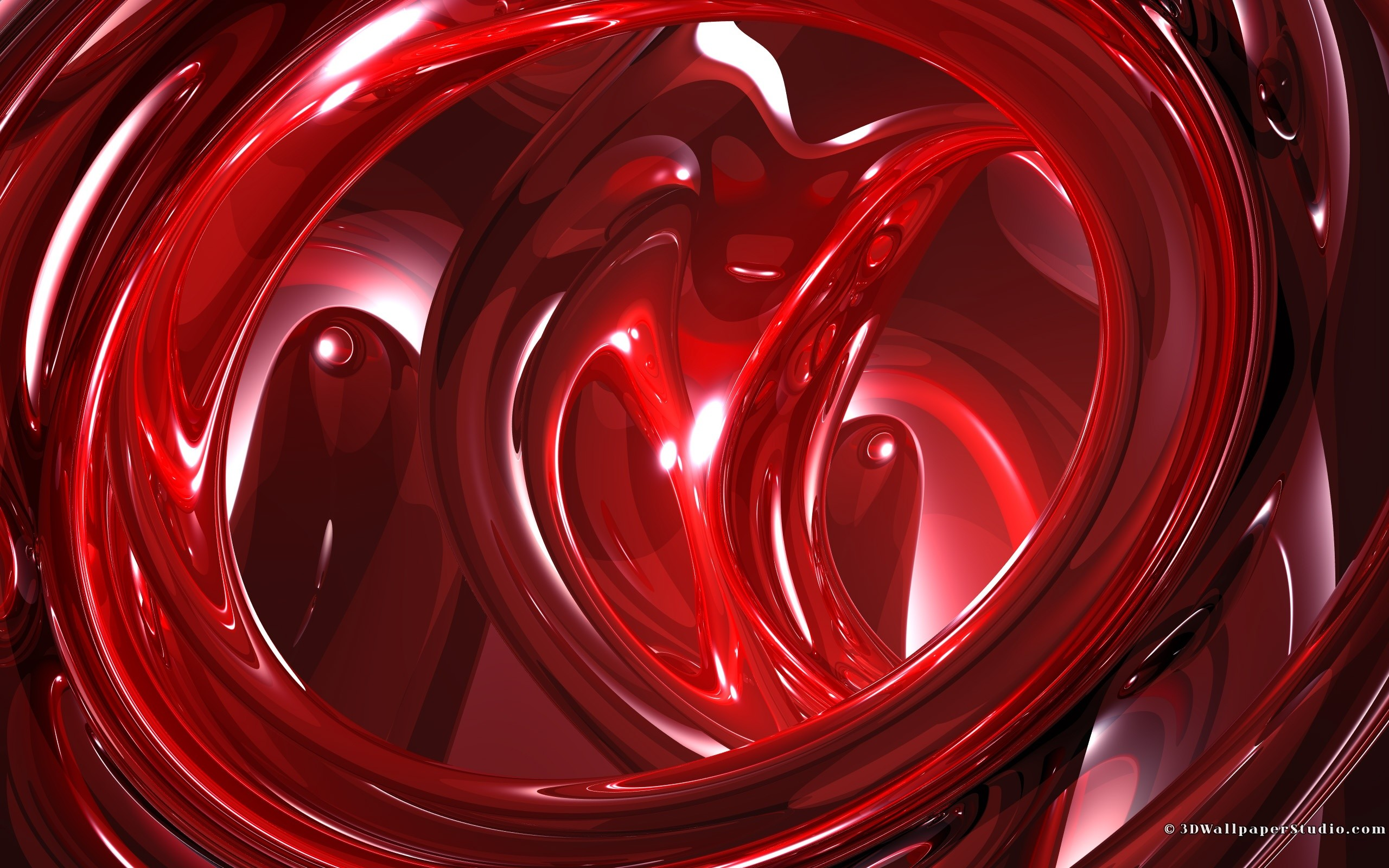 2560x1600 3d abstract wallpapers red -#main