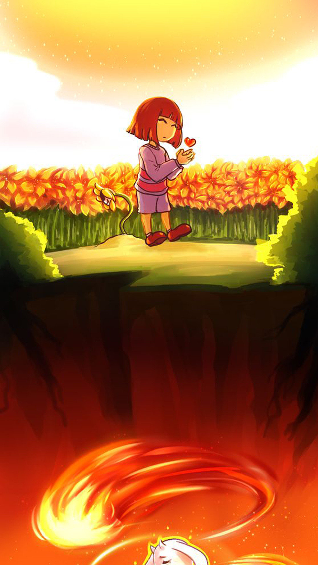 1080x1920 undertale iphone wallpaper #765403