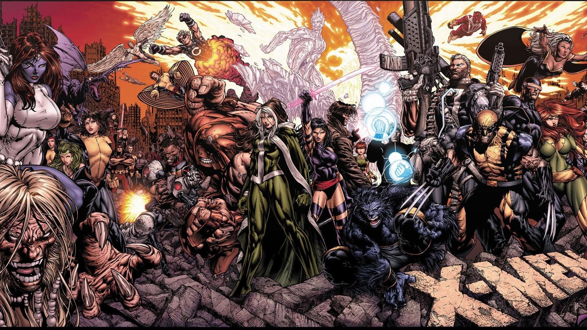 X Men Wallpapers (64+ images)