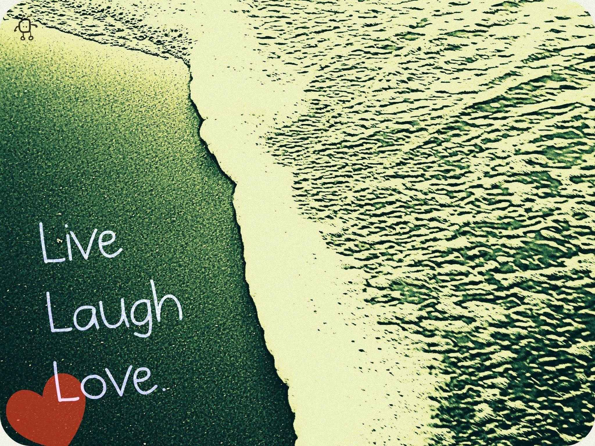Laugh Love Quote Wallpapers 64 Images