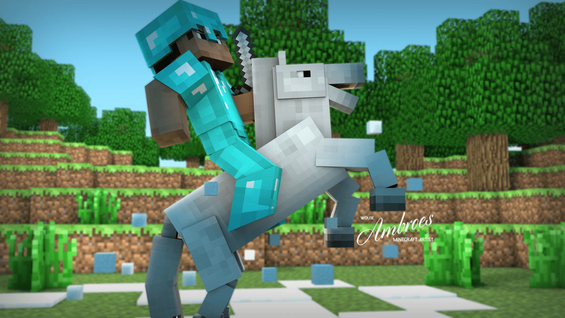 Minecraft Epic Wallpaper (79+ Images