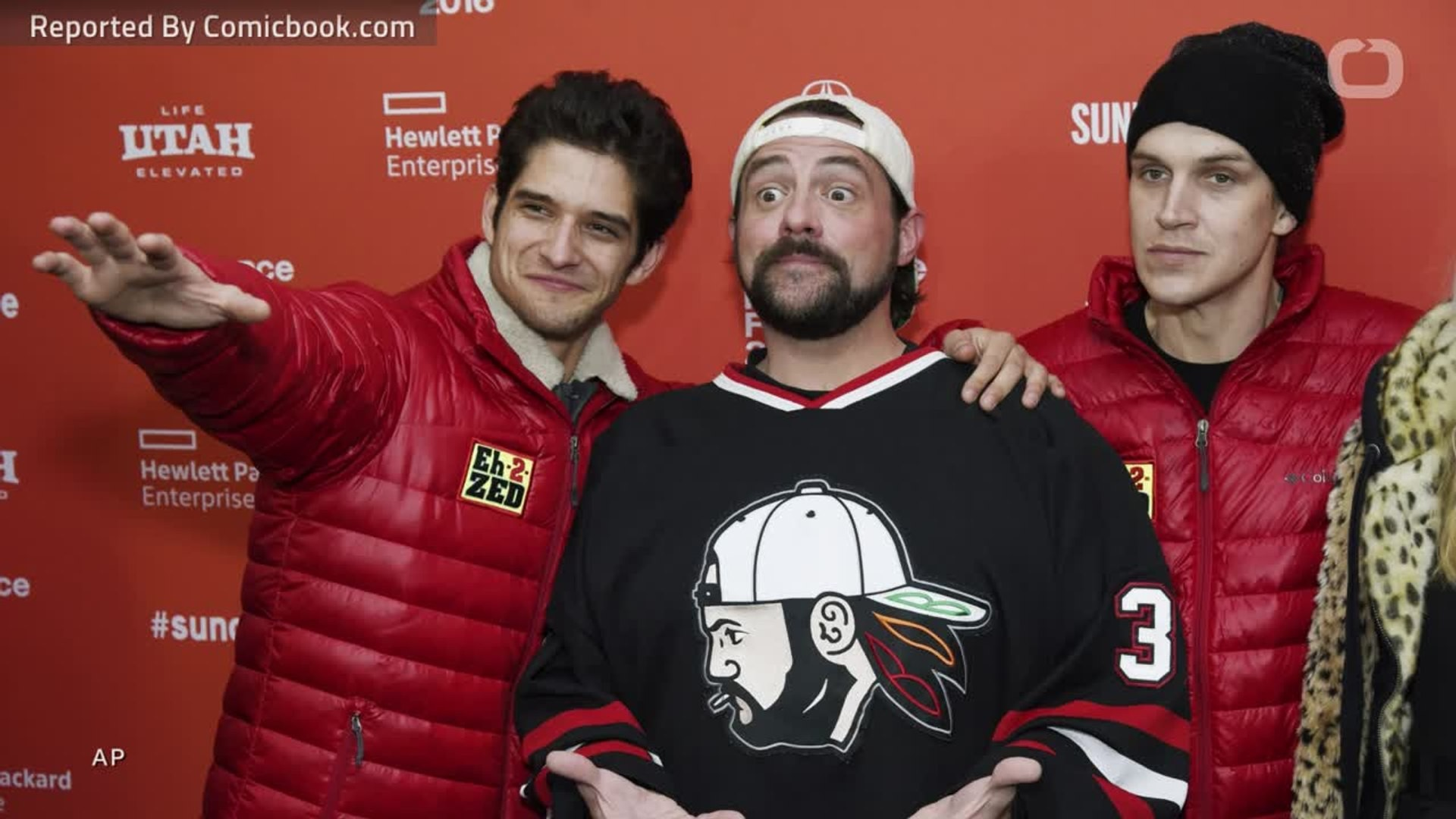 1920x1080 Kevin Smith Offering Chance to Win Walk-On in 'Jay and Silent Bob Reboot'