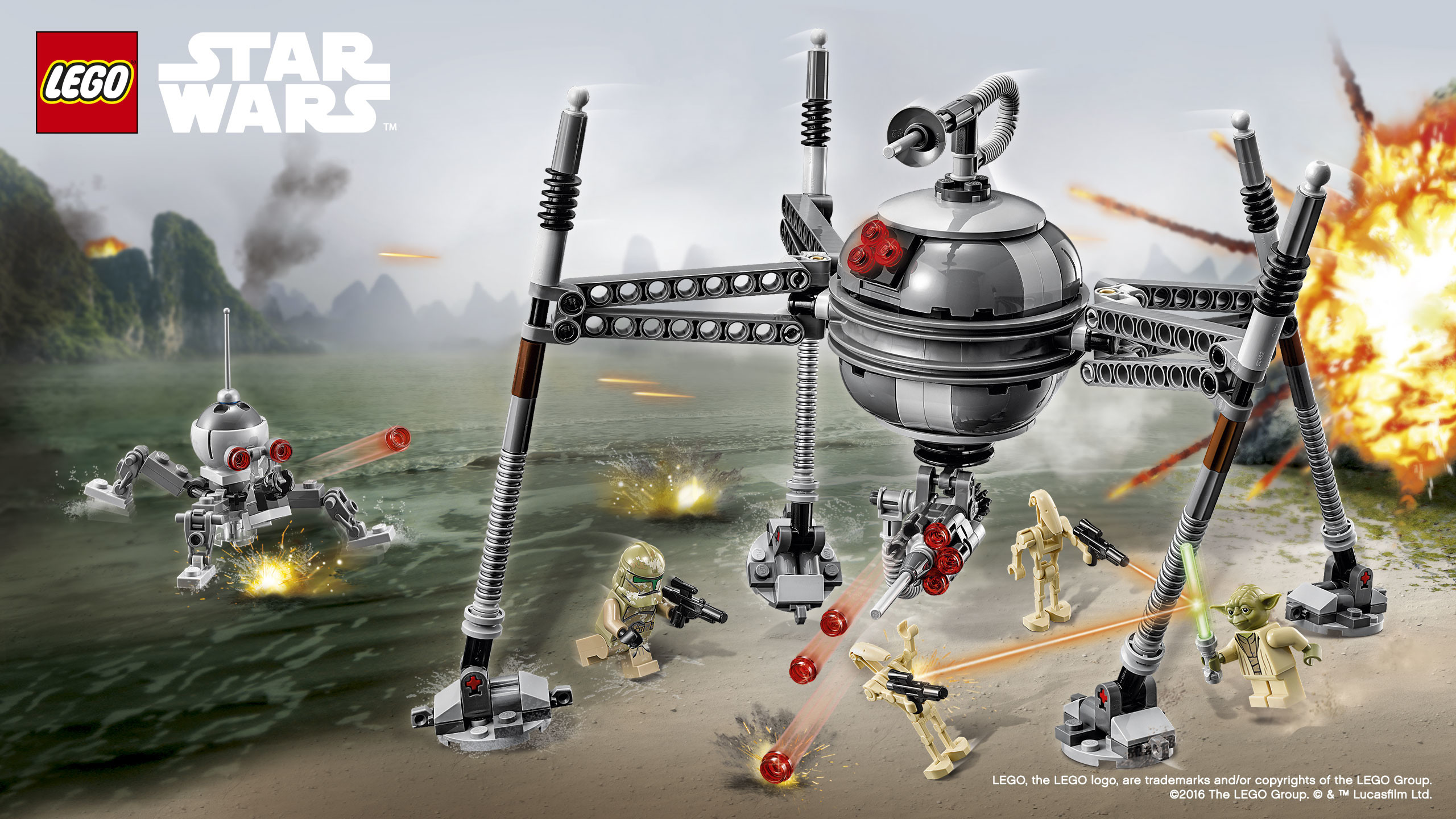 Cool lego star wars wallpapers