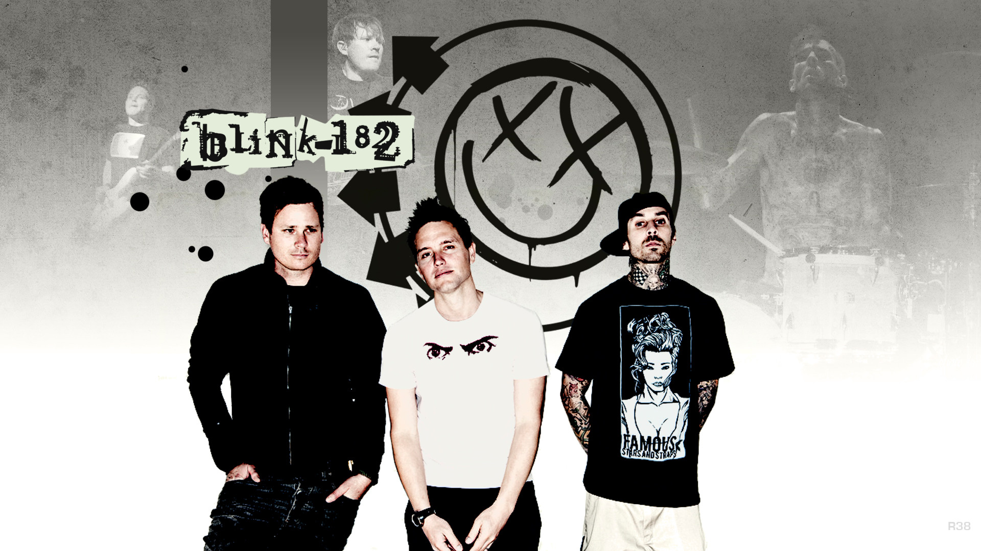 1920x1080 Blink Desktop Wallpapers Group 1920×1080 Blink 182 Wallpaper (37 Wallpapers)  | Adorable
