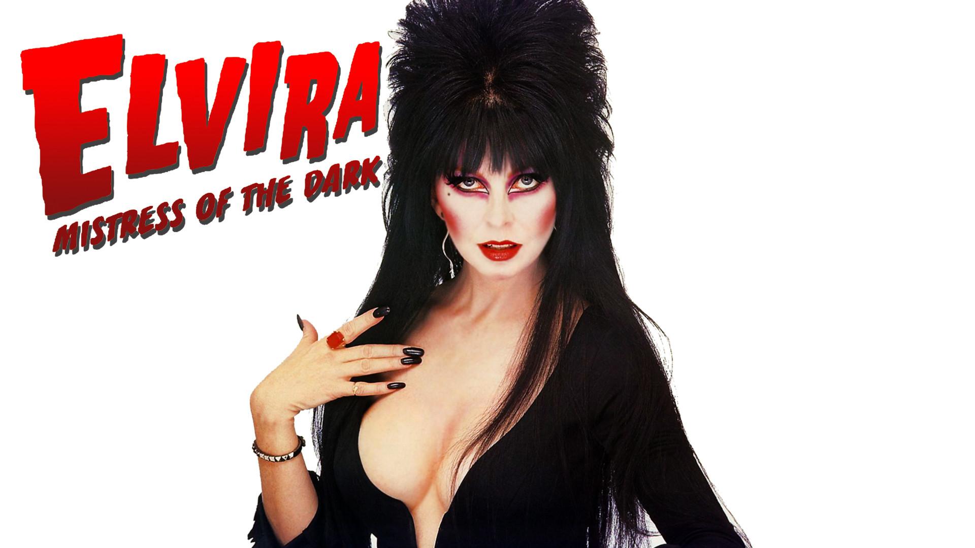 Elvira Mistress Of The Dark Makeup