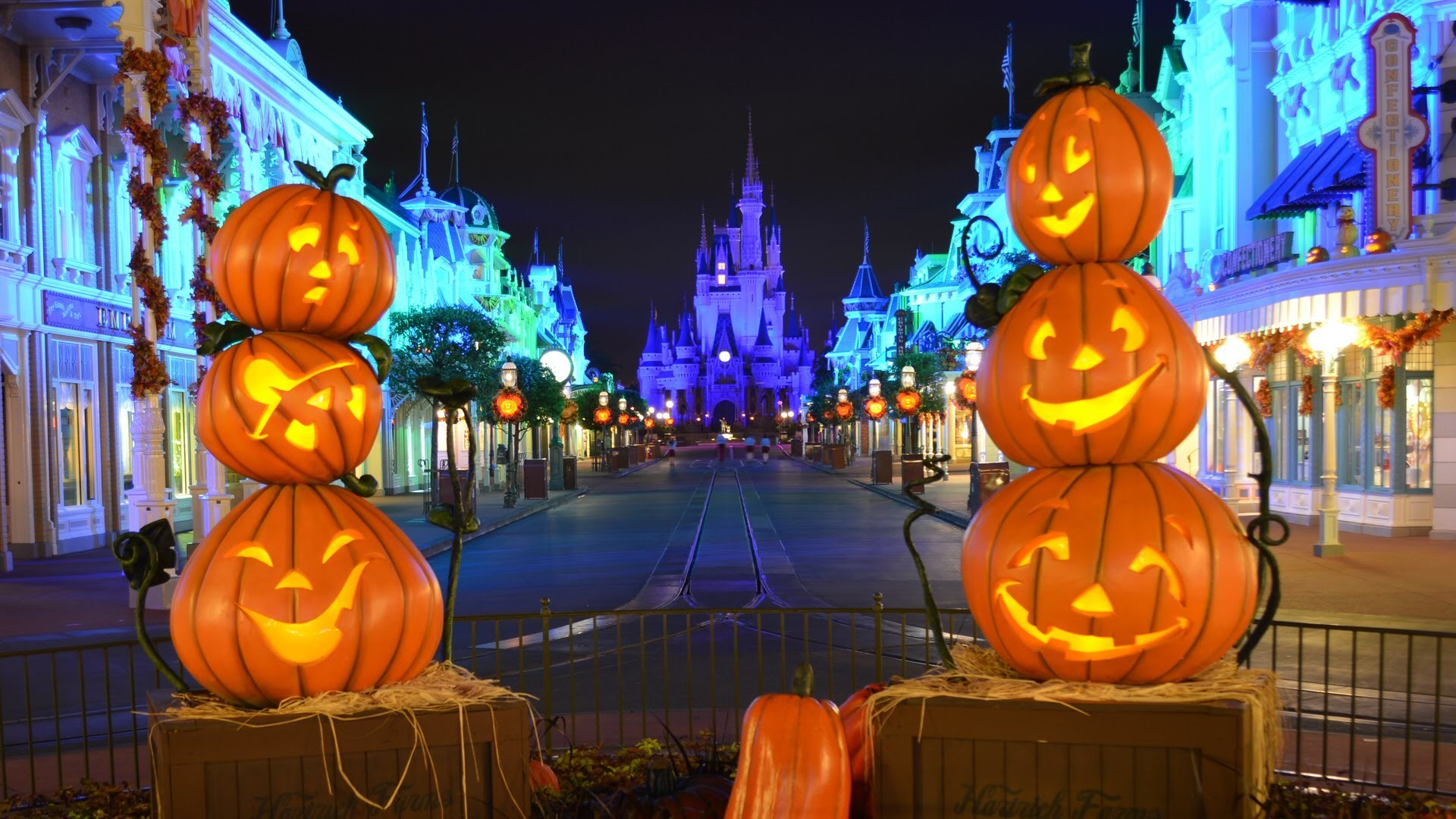 Disney Halloween Backgrounds 71 Images