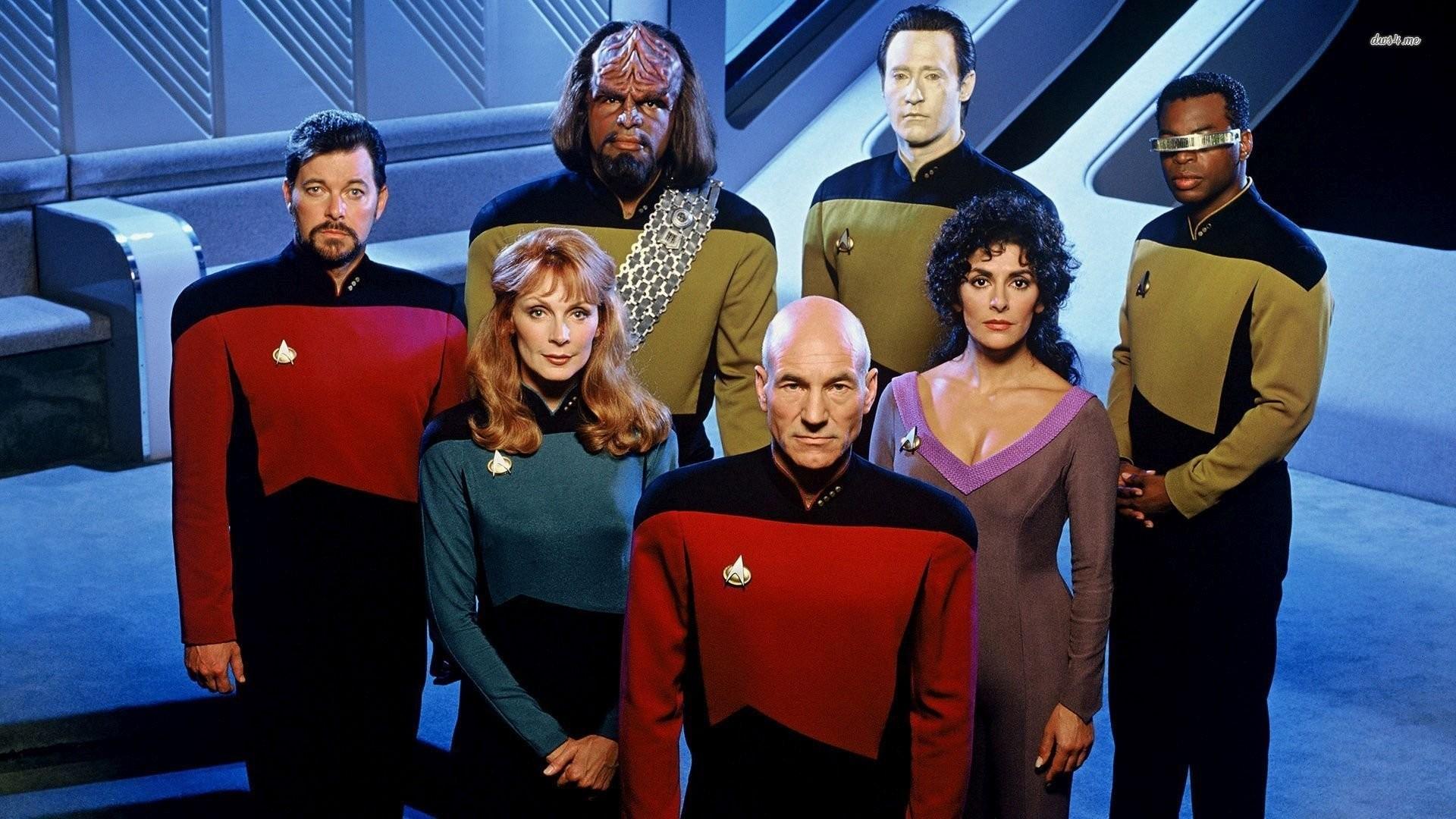Star Trek The Next Generation Wallpaper 69 Images